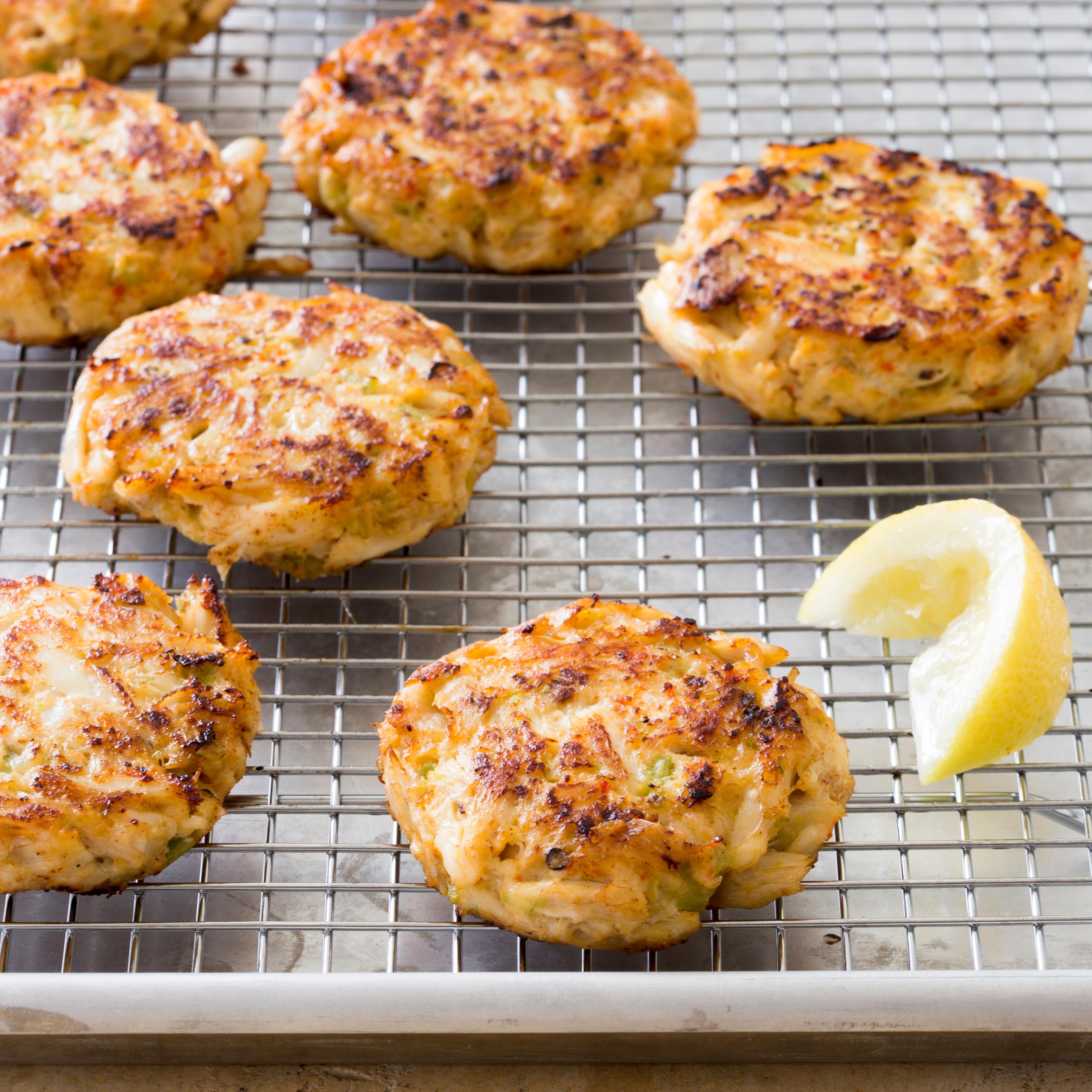Paleo Crab Cakes  America's Test Kitchen