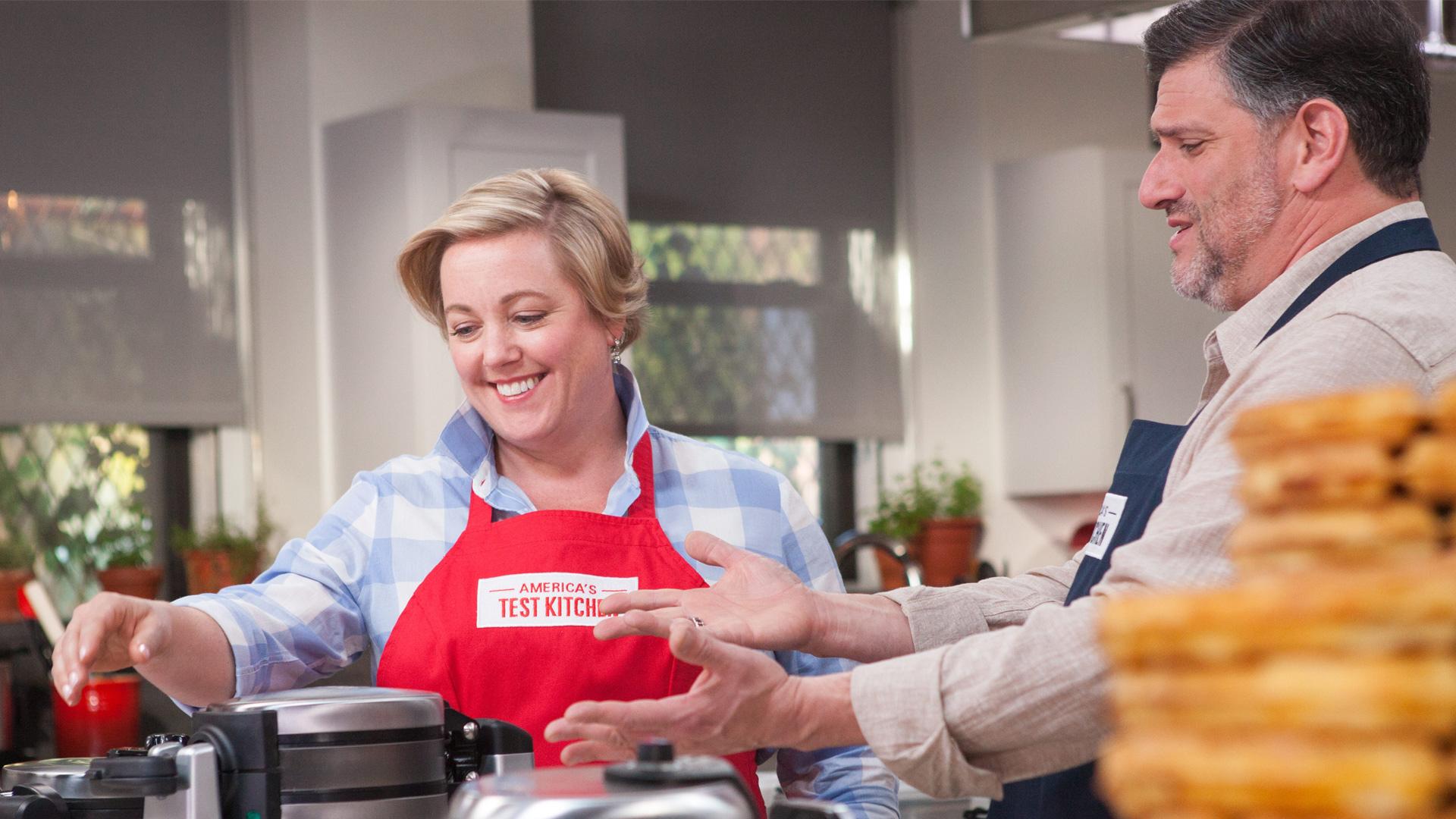 Best Belgian Waffle Maker America S Test Kitchens