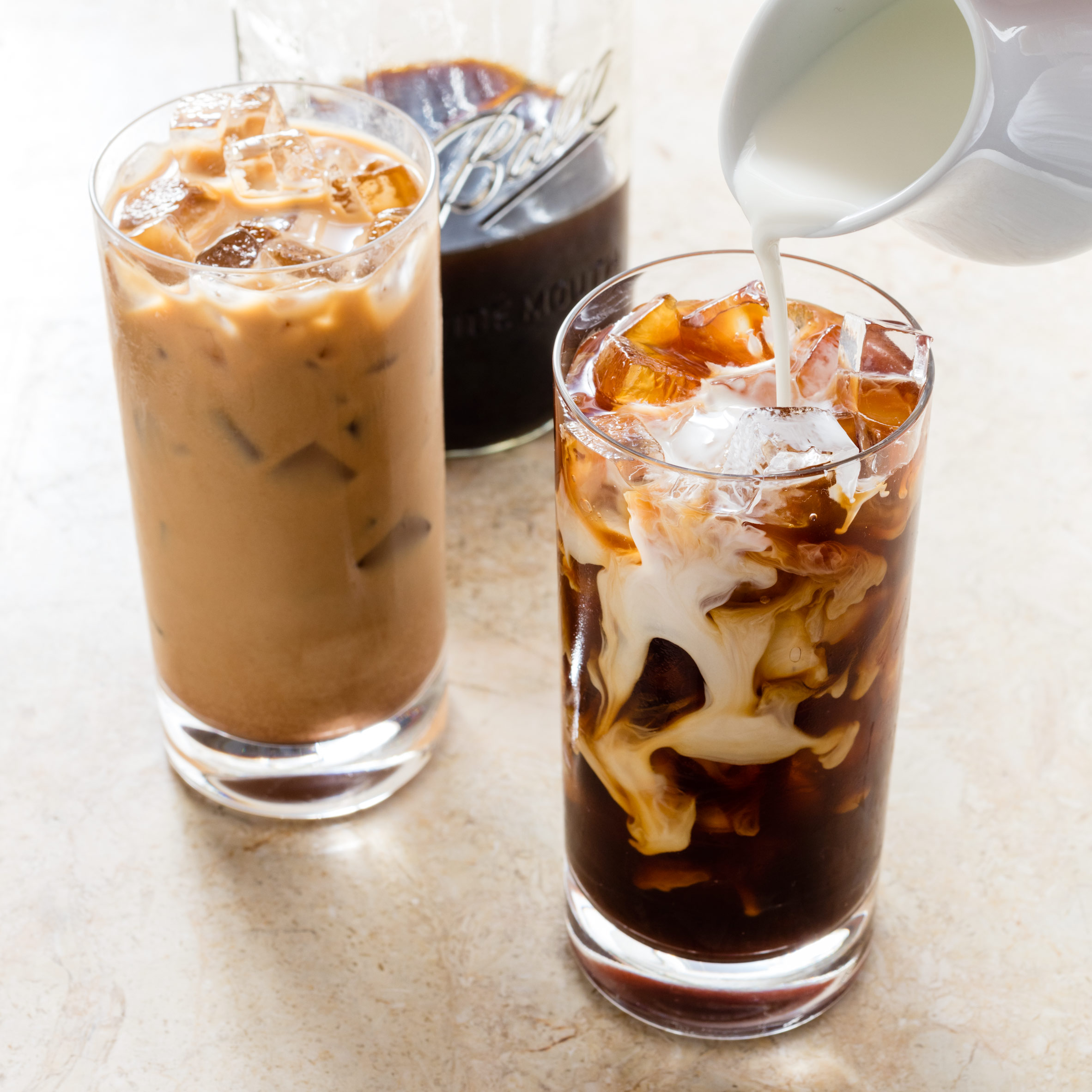 Cold-Brew Coffee Concentrate