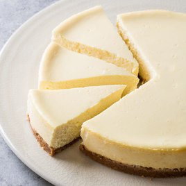 Easiest Ever Cheesecake
