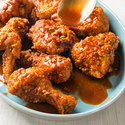 North Carolina Dipped Fried Chicken