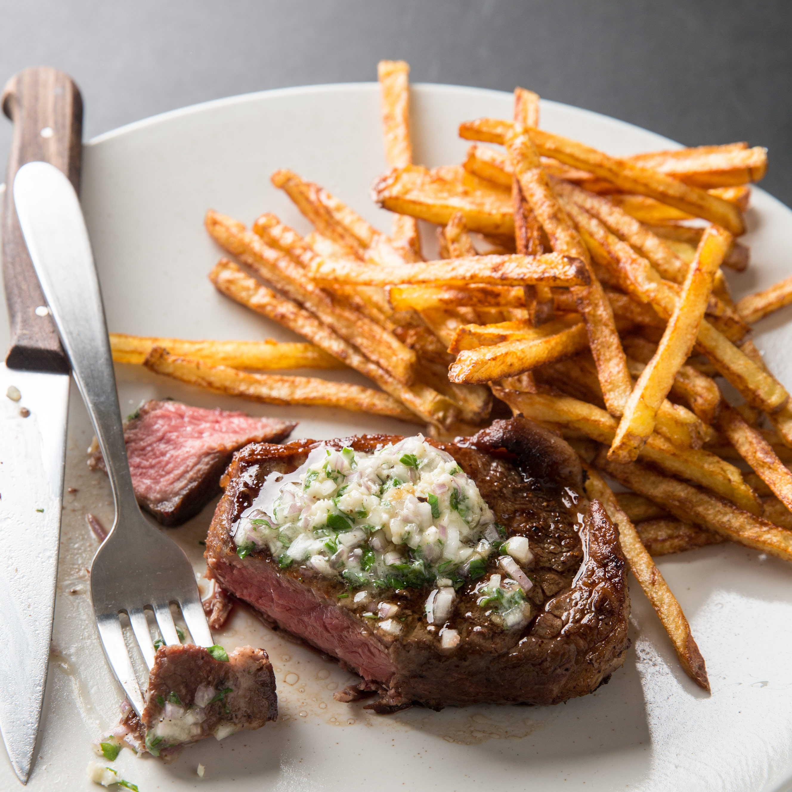 Steak Frites Recipe America S Test Kitchen