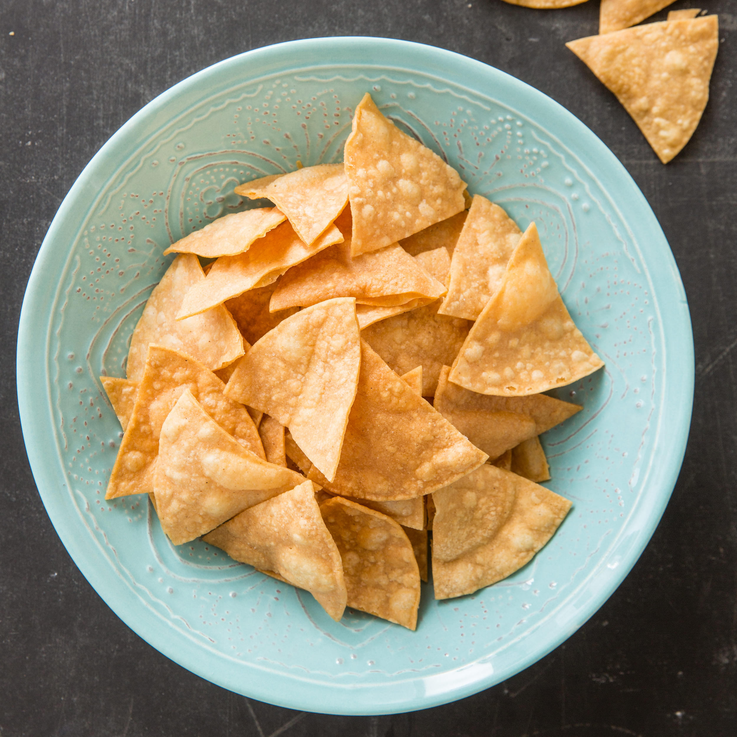 Homemade Tortilla Chips Cook 39 S Illustrated