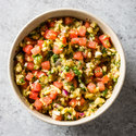 Pineapple-Watermelon Salsa