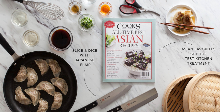 Everything You Need To Bring Asian Cooking Home