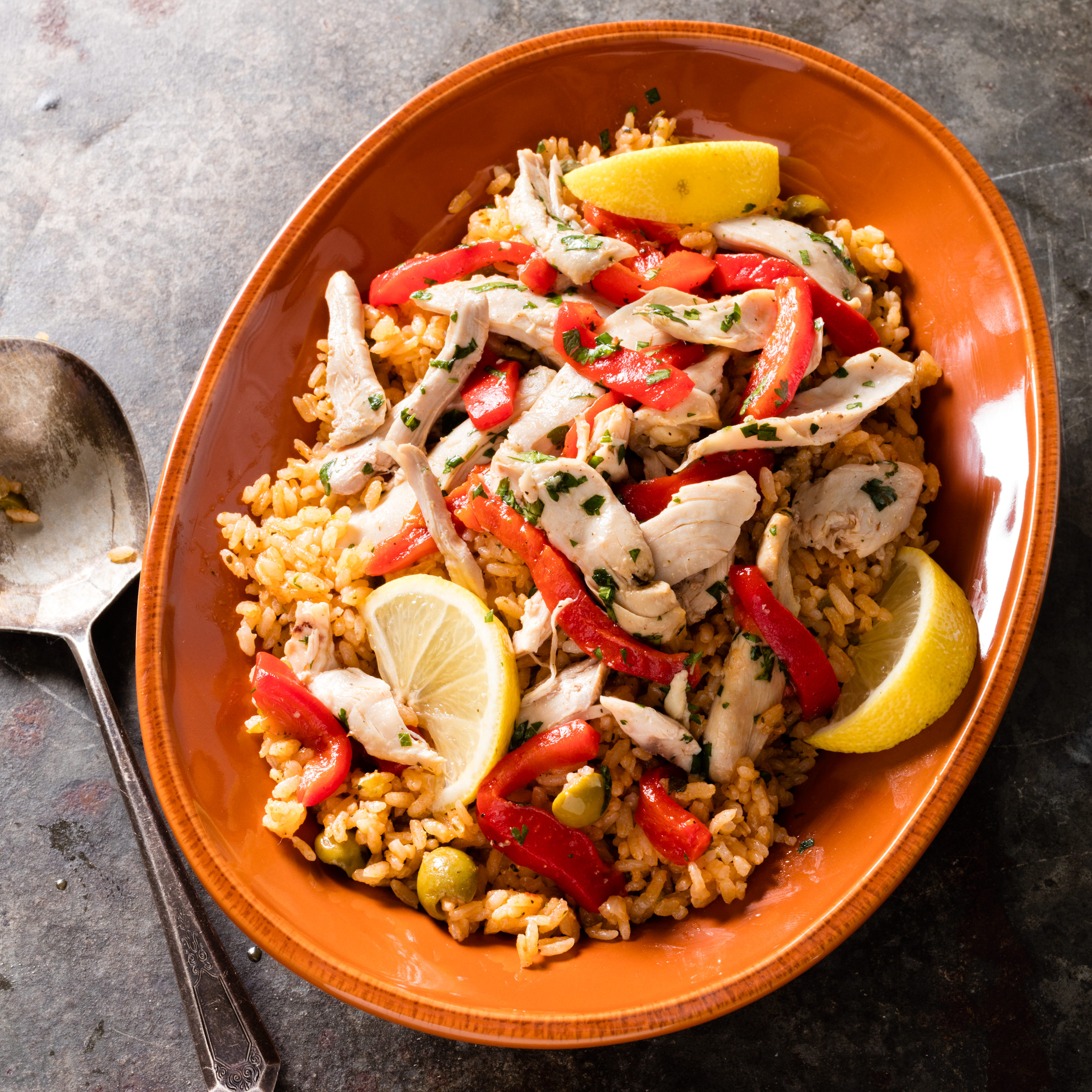 Kitchen Styles Quiz: Latino-Style Chicken And Rice (Arroz Con Pollo)