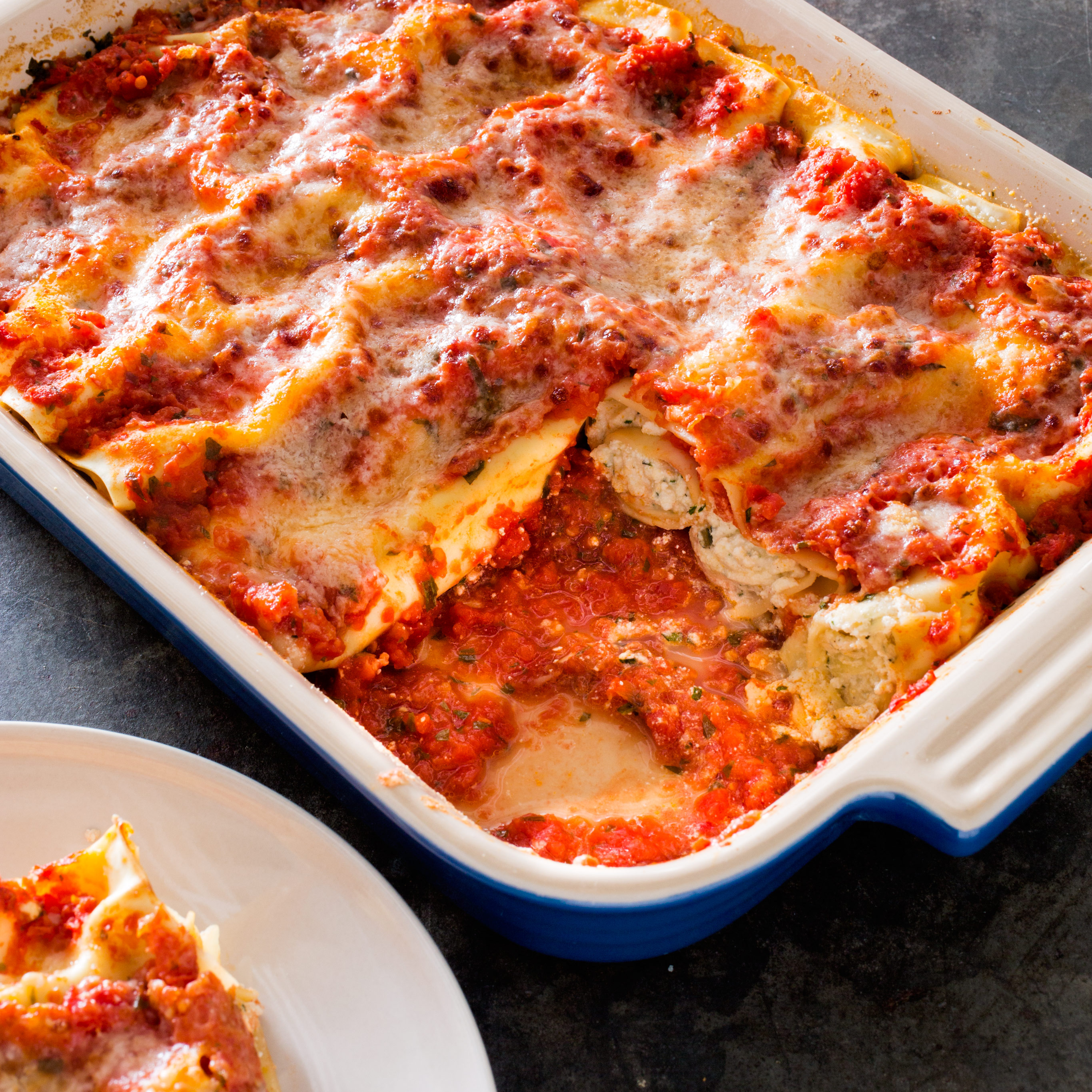 Manicotti Recipe America S Test Kitchen