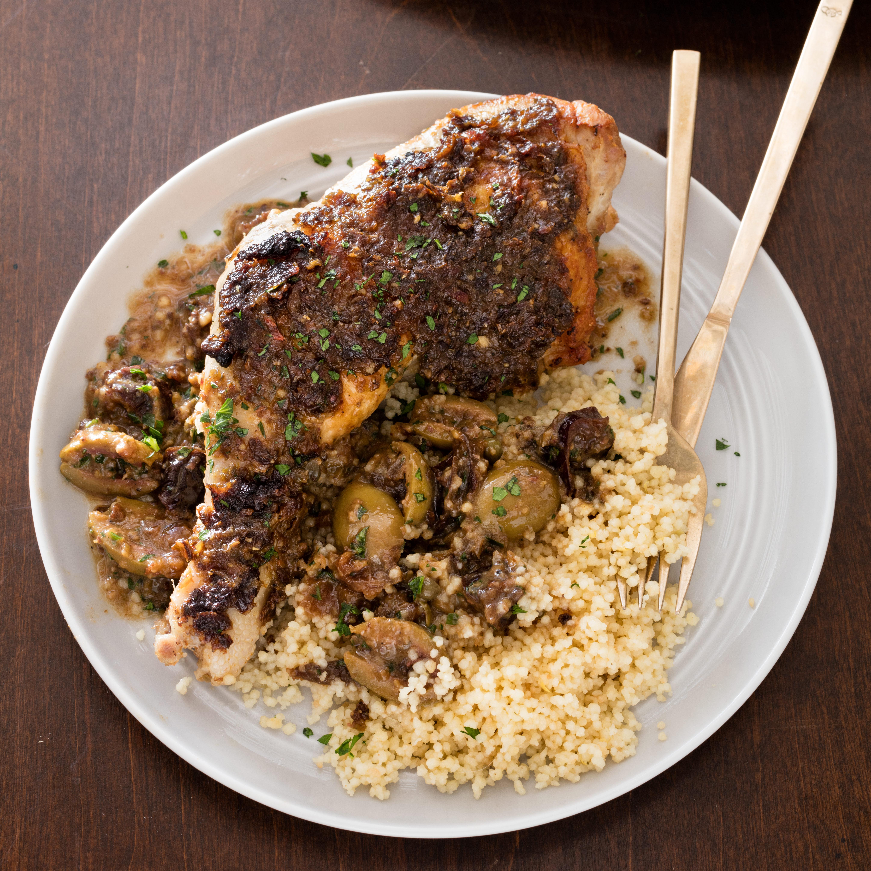 Chicken Marbella America S Test Kitchen