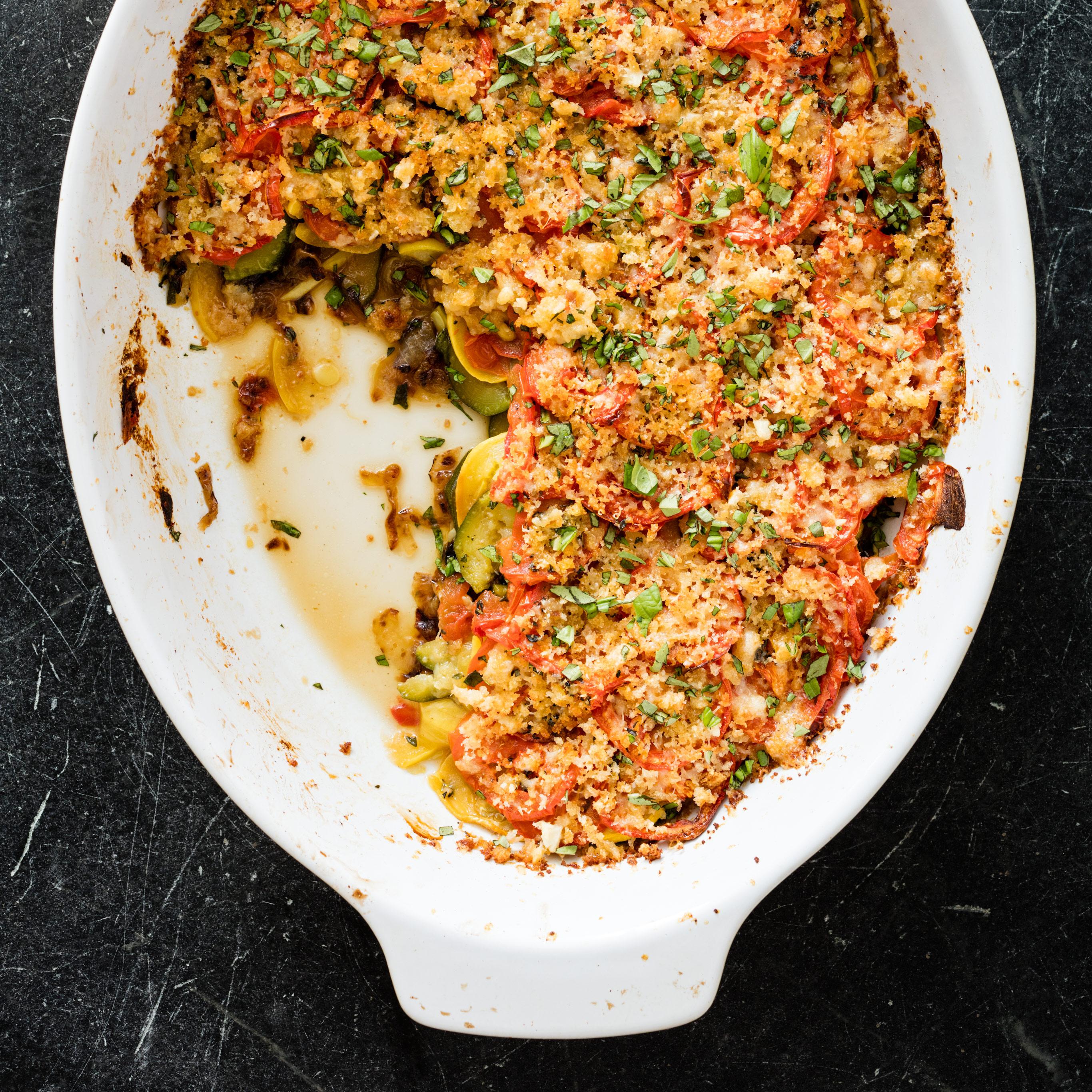 Summer Vegetable Gratin | America's Test Kitchen