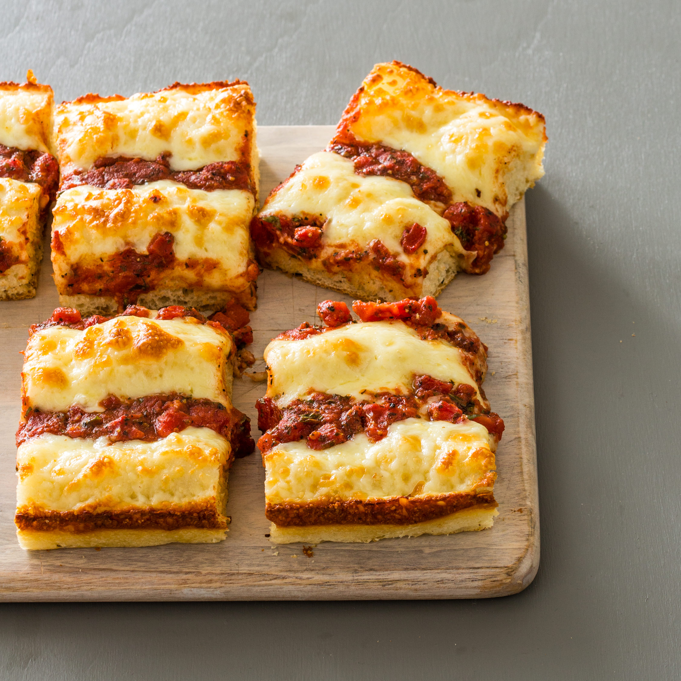 Kitchen Styles Quiz: Detroit-Style Pizza