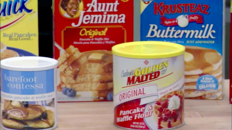 America S Test Kitchen Pancake Mix