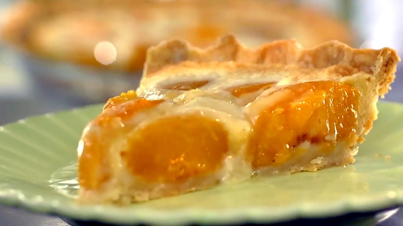 America S Test Kitchen Peaches And Cream Pie