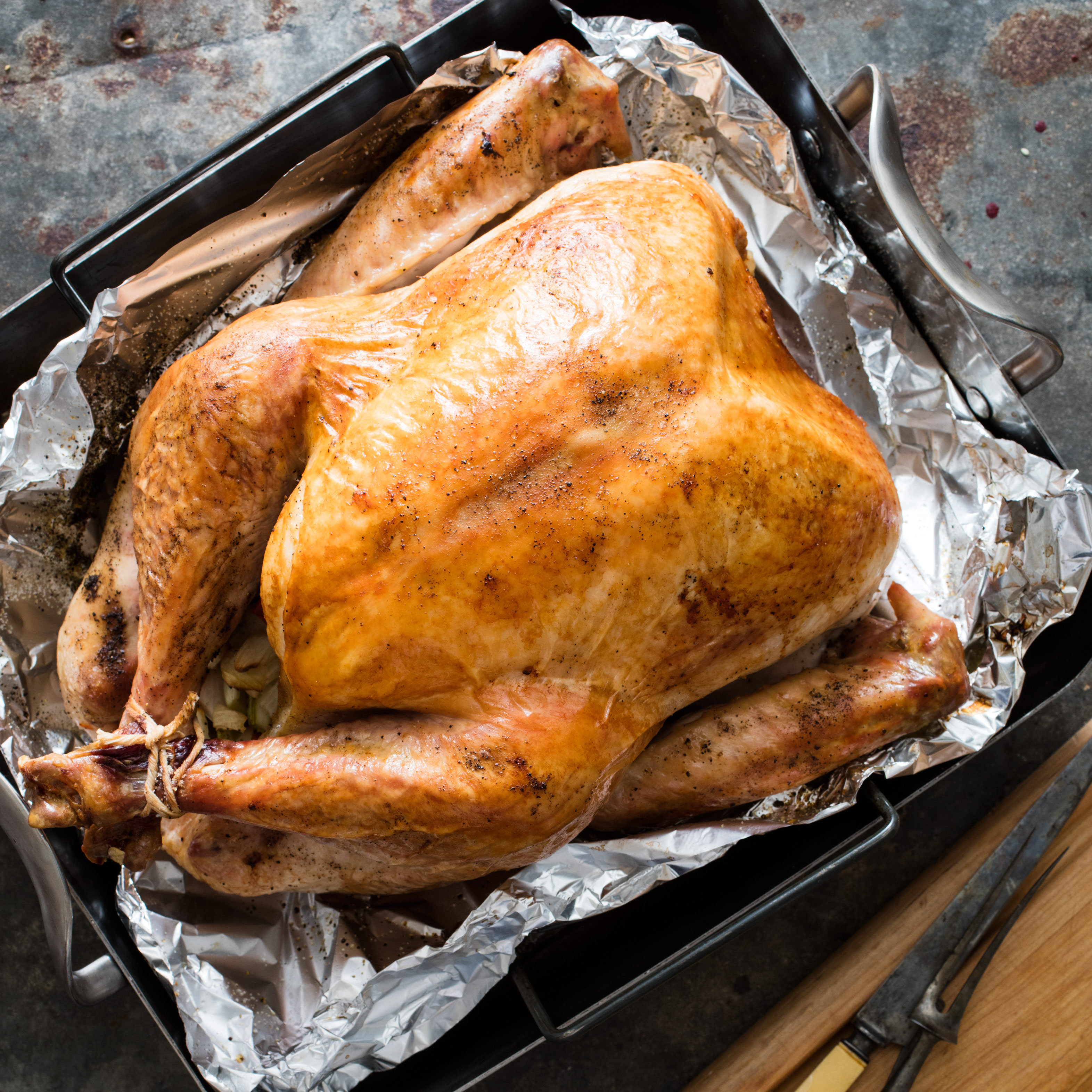 Turkey For A Crowd America S Test Kitchen