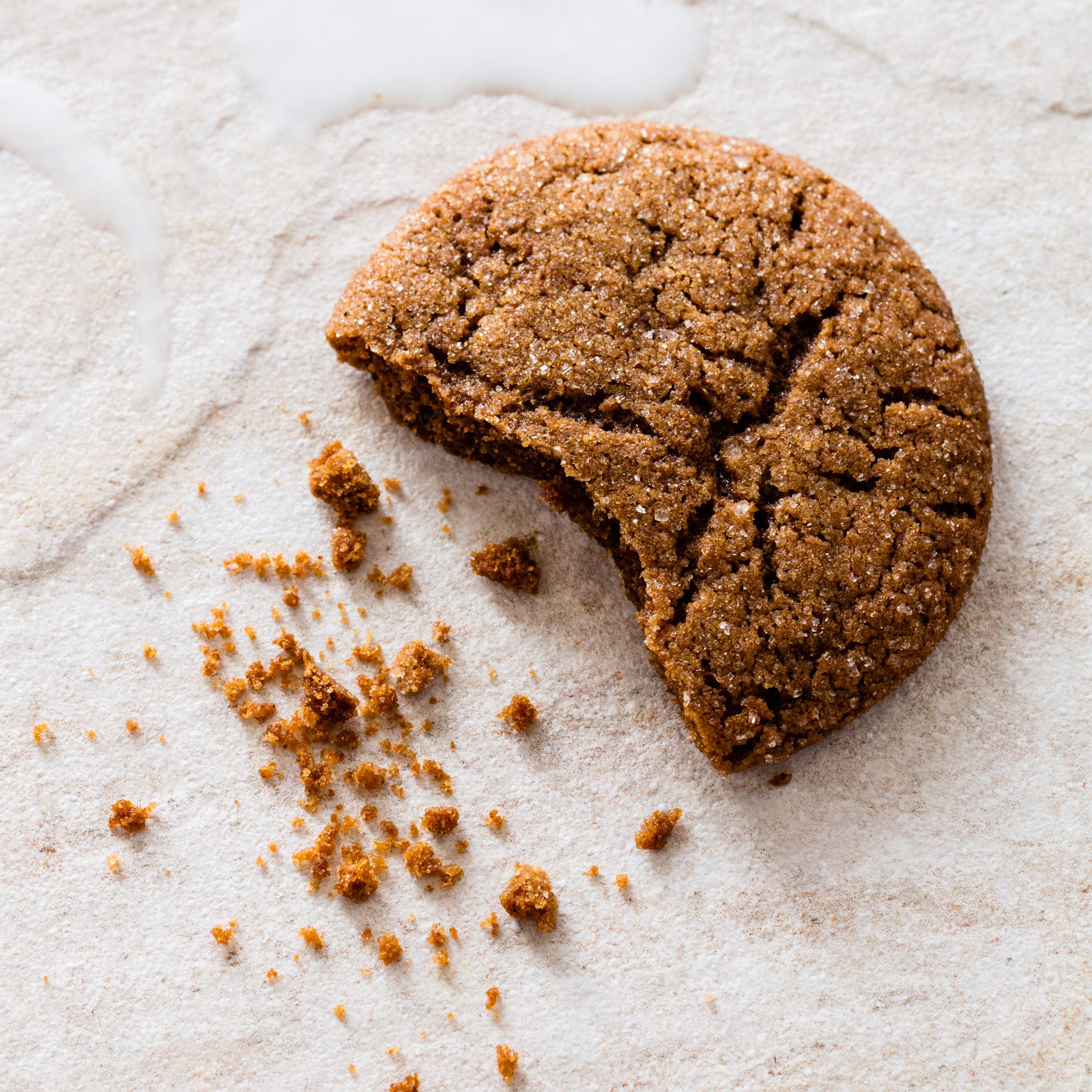 America S Test Kitchen Gingersnaps