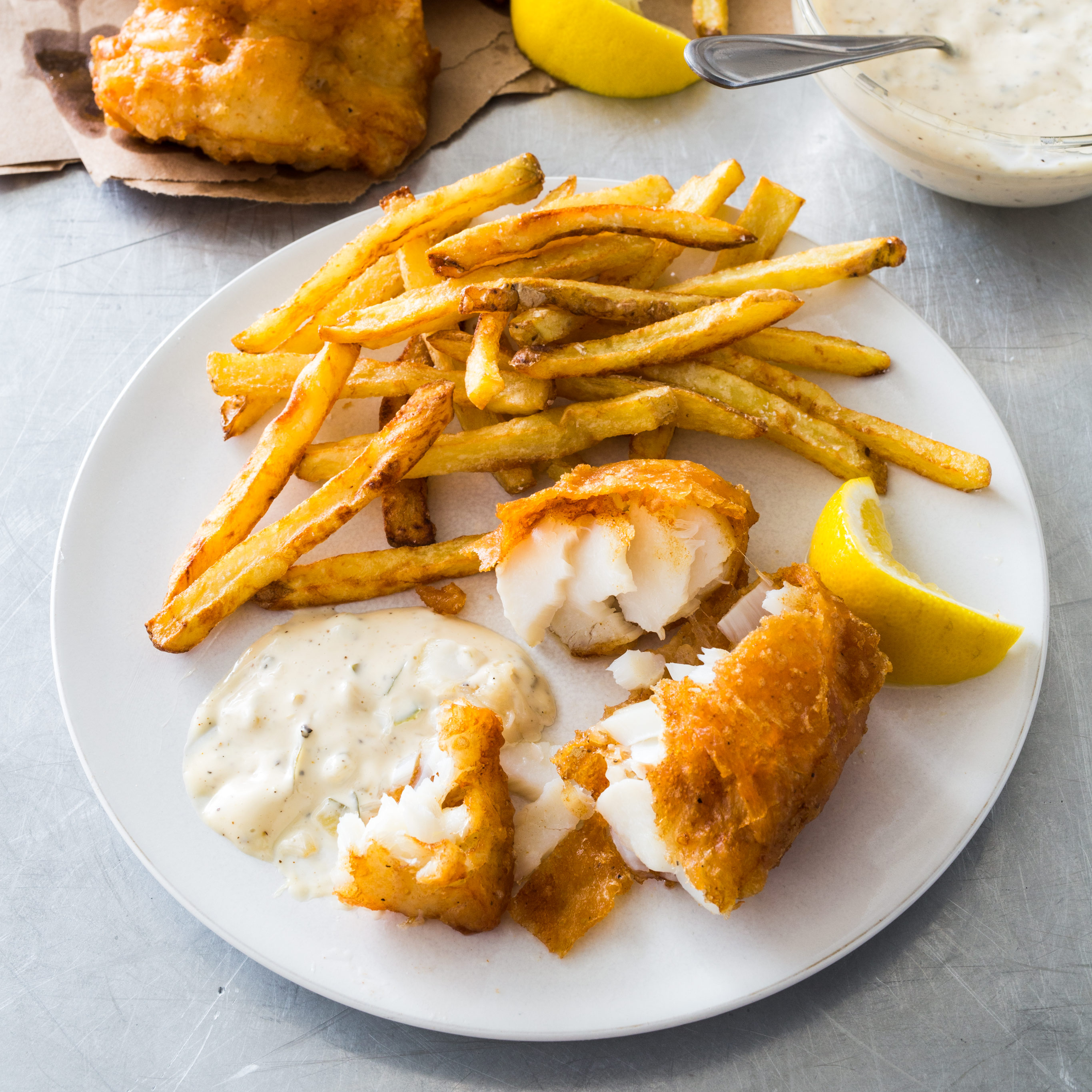 Fish and Chips | Cook's Country