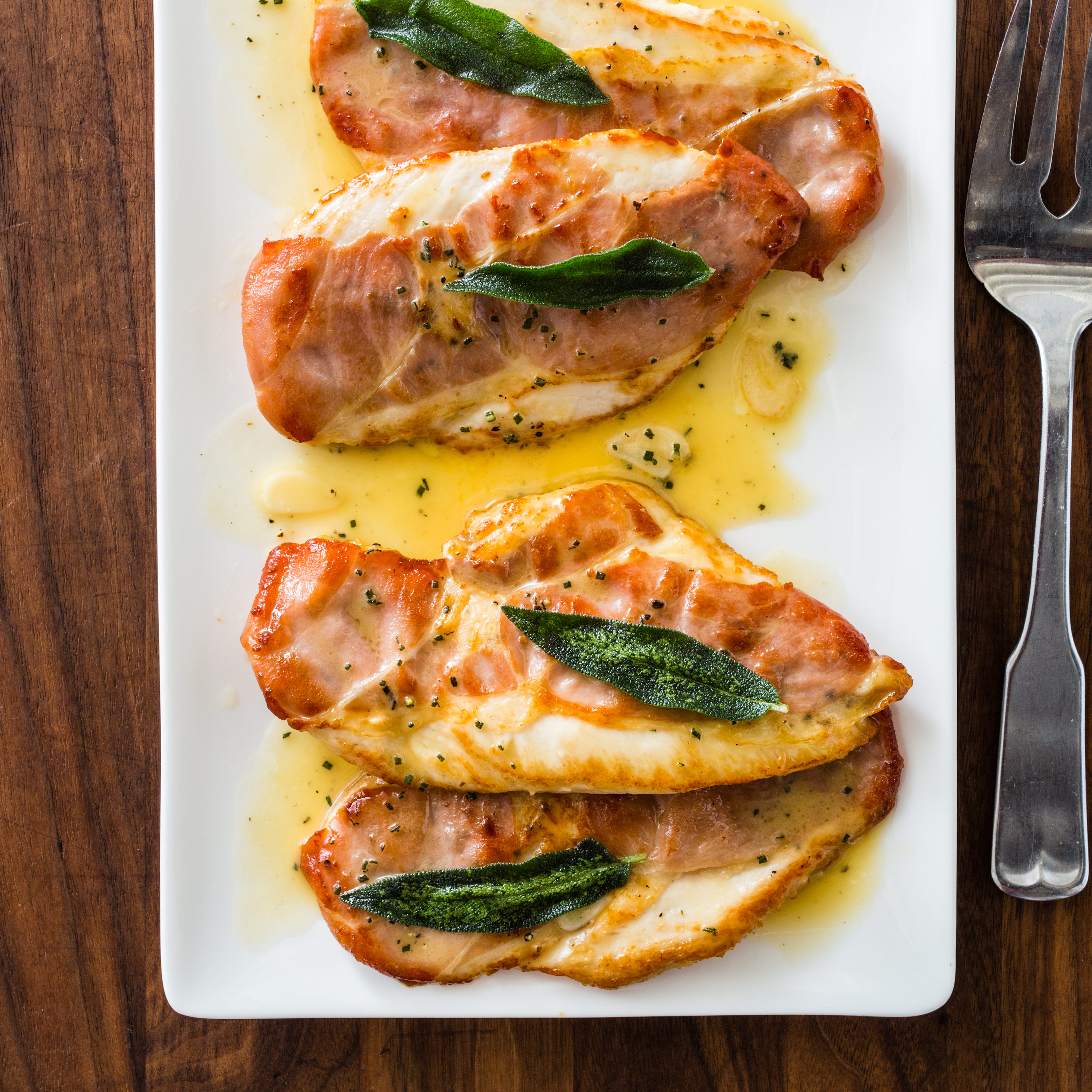 Chicken Saltimbocca for Two | Cook's Country