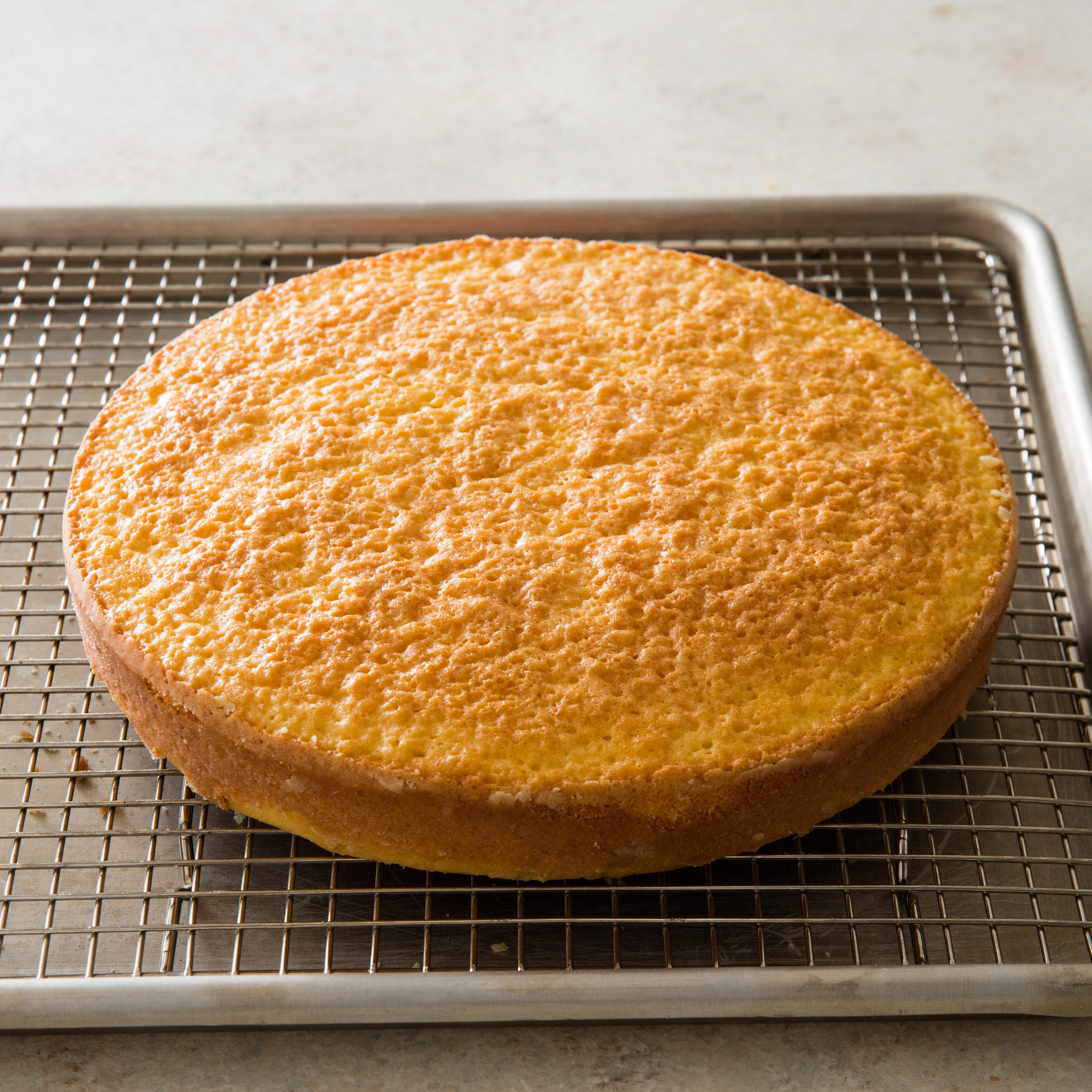 fab3a21074ef Lemon Chiffon Layer Cake