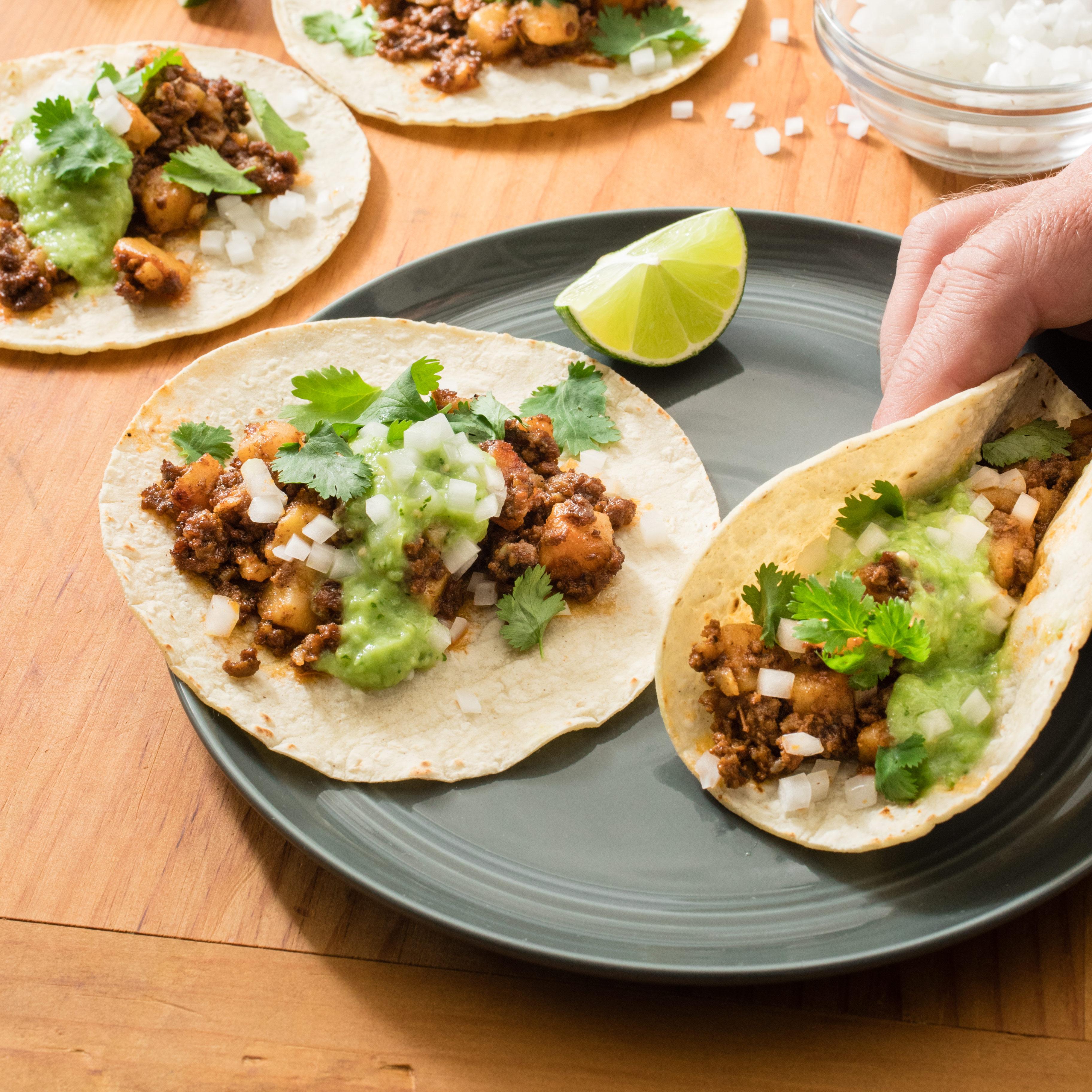 Americas Test Kitchen Street Tacos