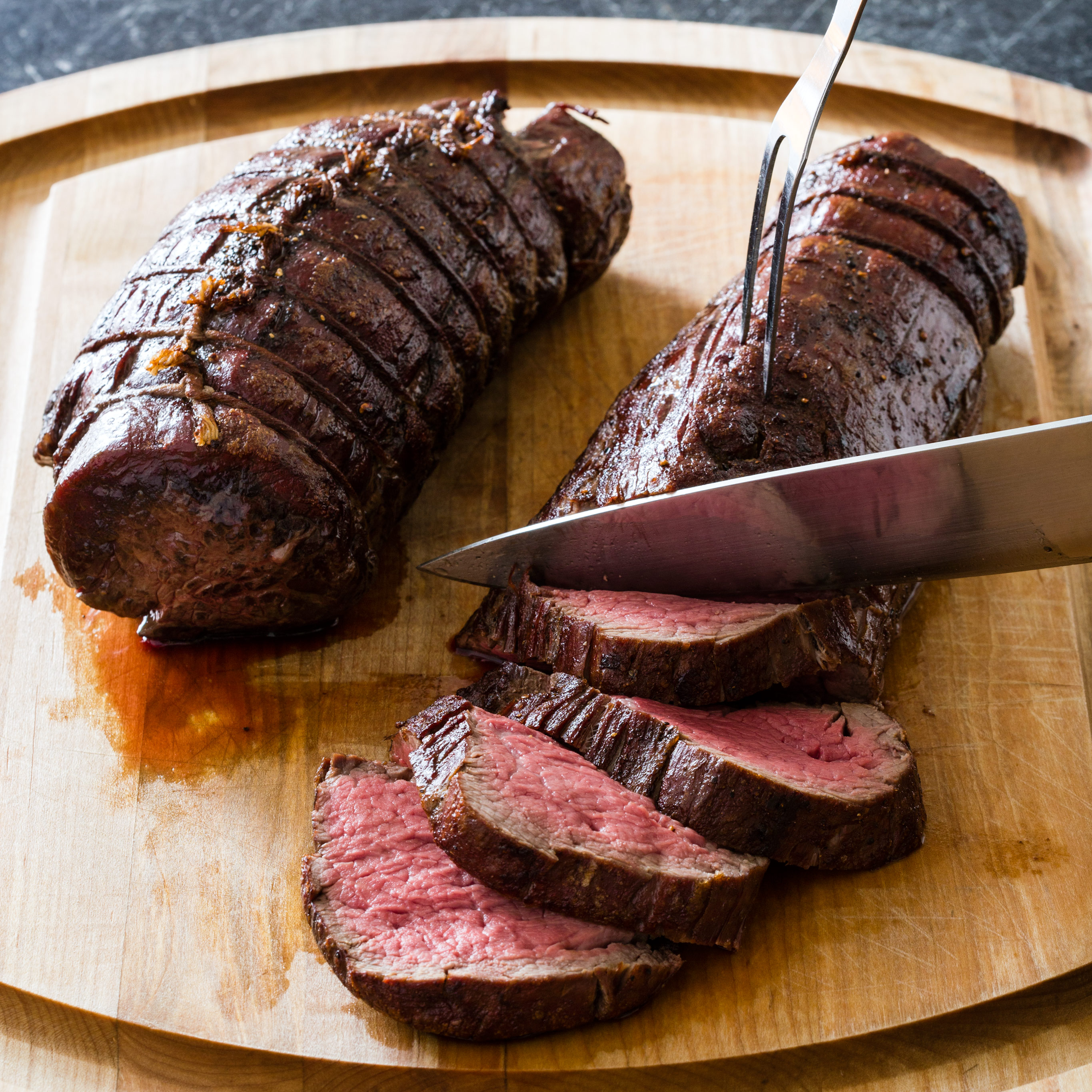 America S Test Kitchen Roast Beef Tenderloin Recipe