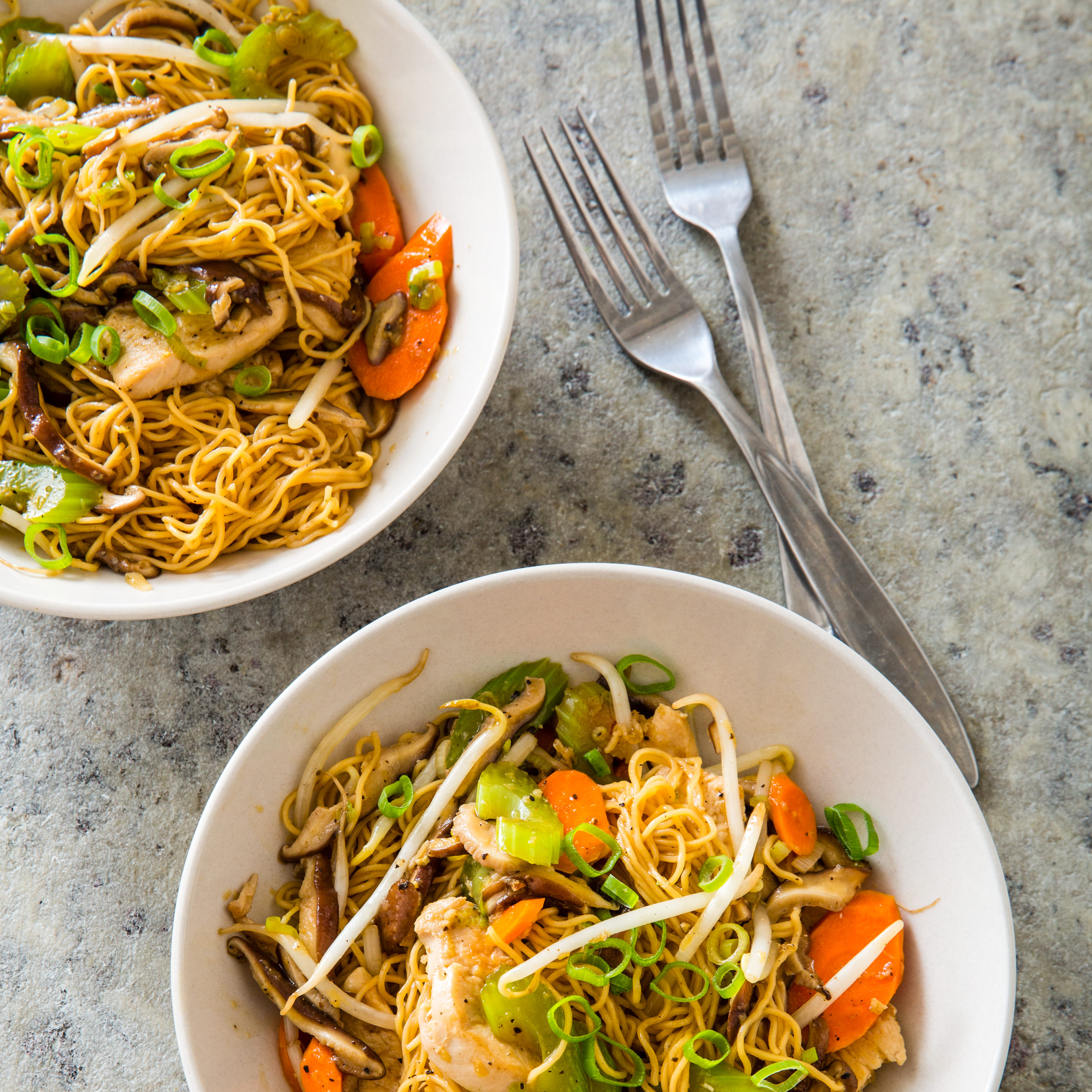 America S Test Kitchen Chicken Chow Mein
