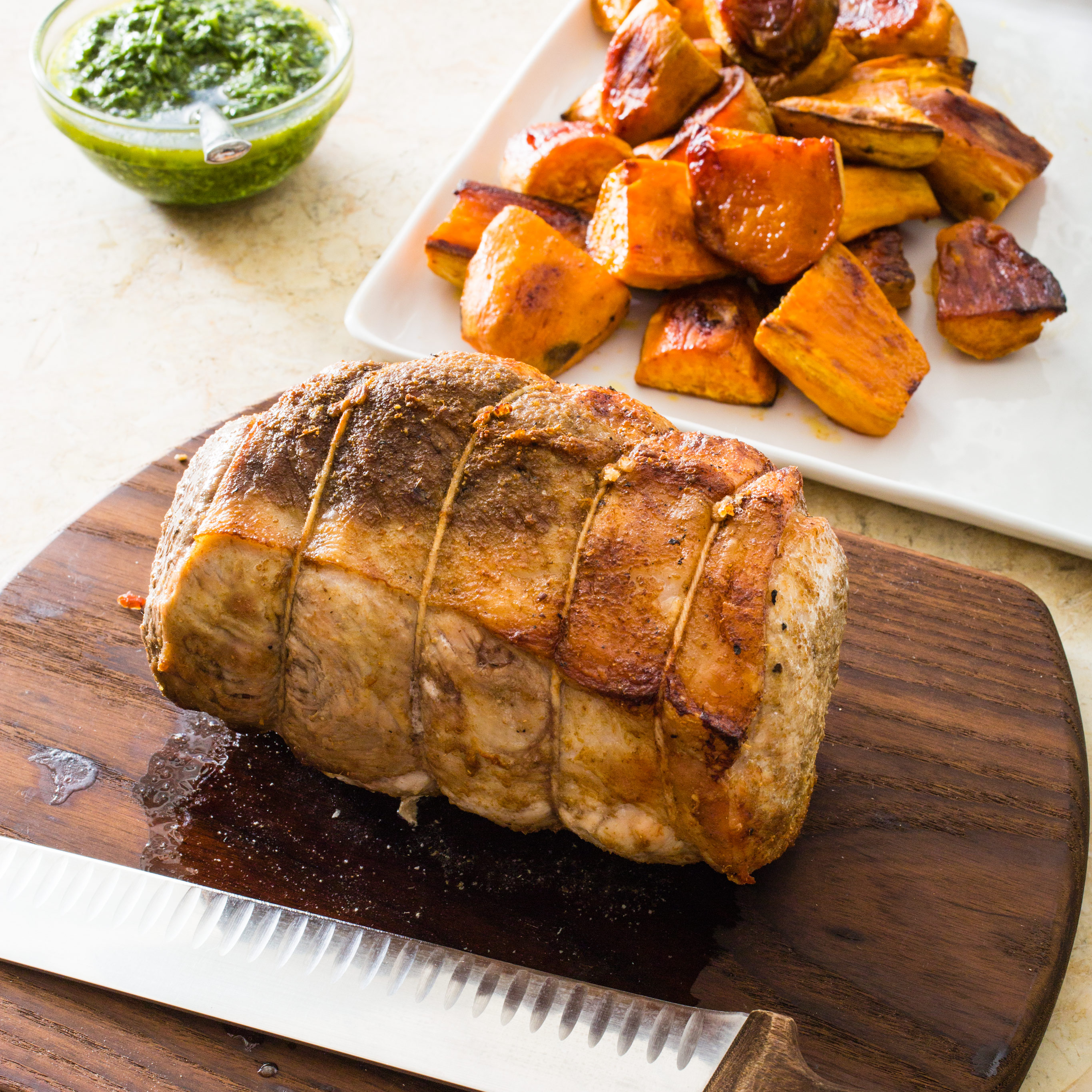 America S Test Kitchen Pork Loin Roast Recipe