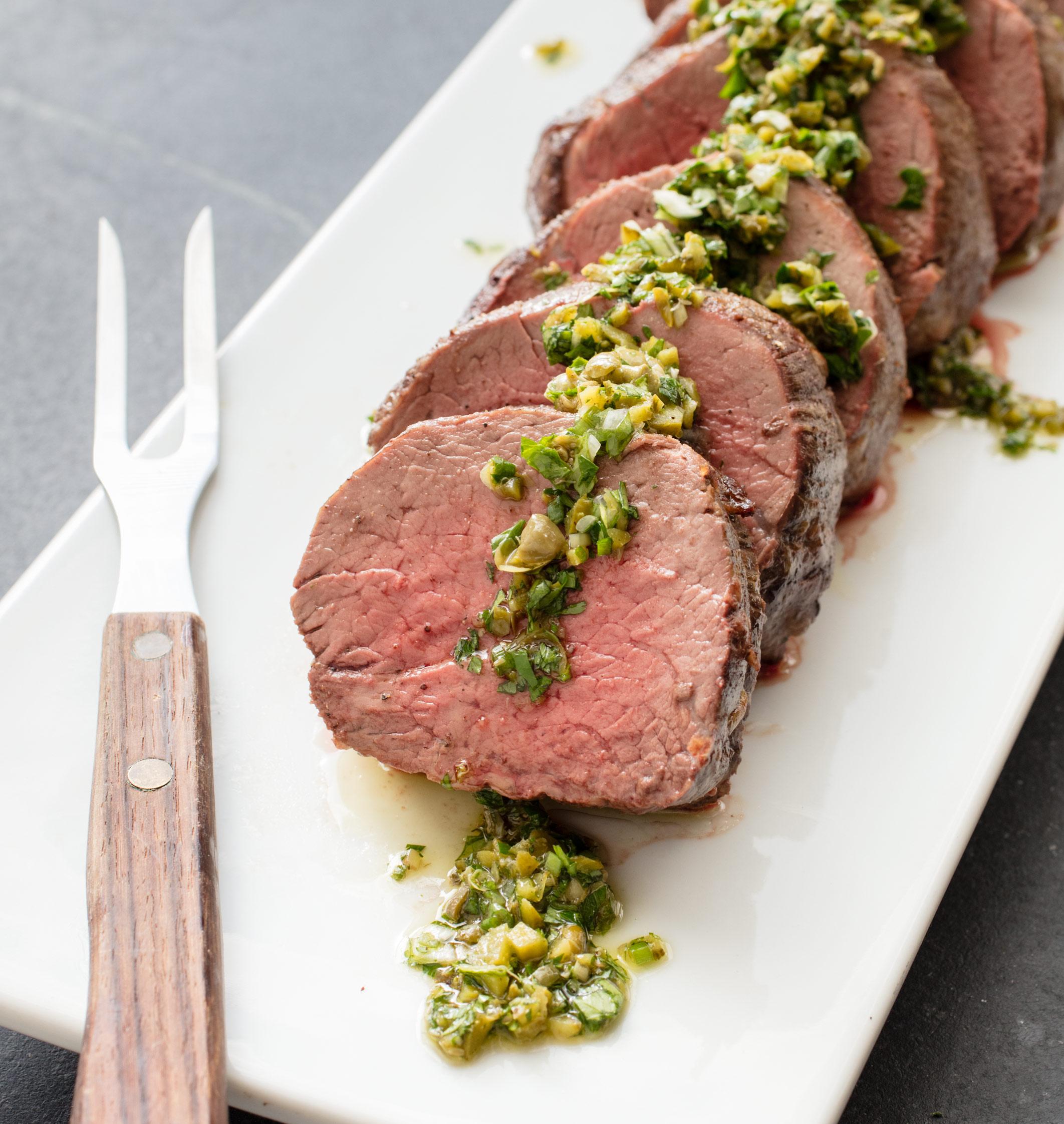 Roast Beef Tenderloin America S Test Kitchen