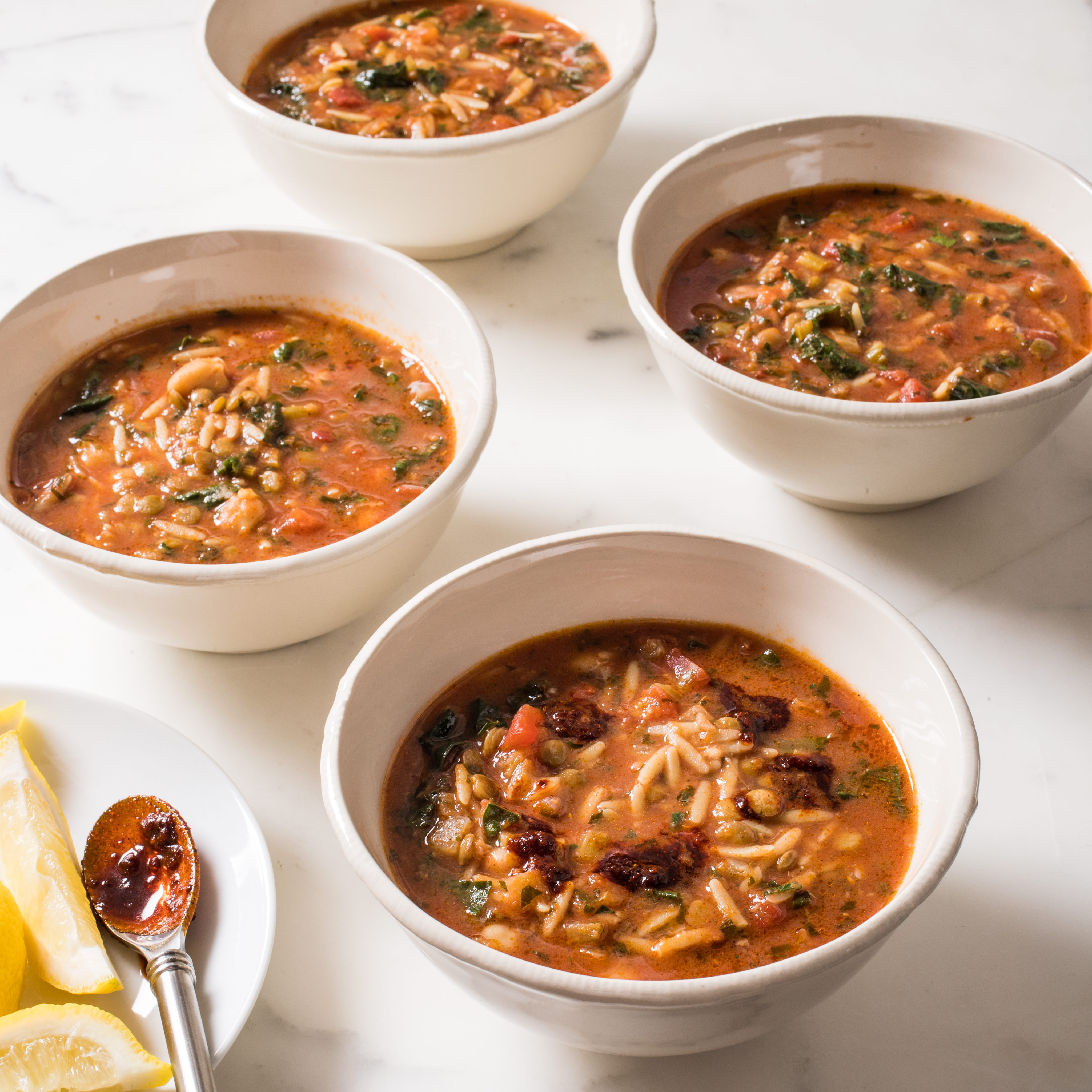 Moroccan Lentil Soup America S Test Kitchen