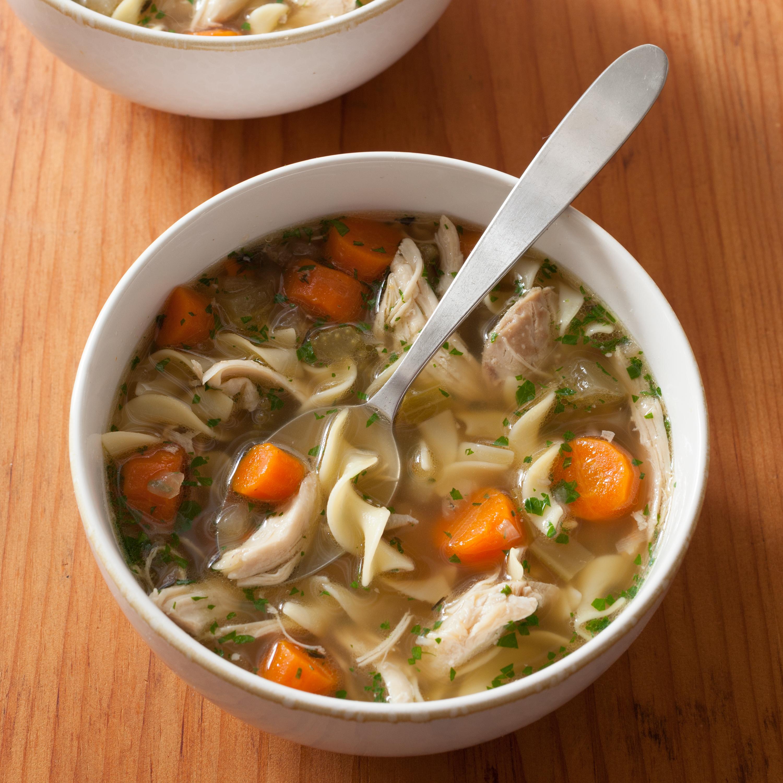 Taste Of America Test Kitchen Chicken Noodle Soup