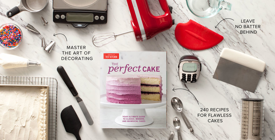 Perfect Cakes Made Easier