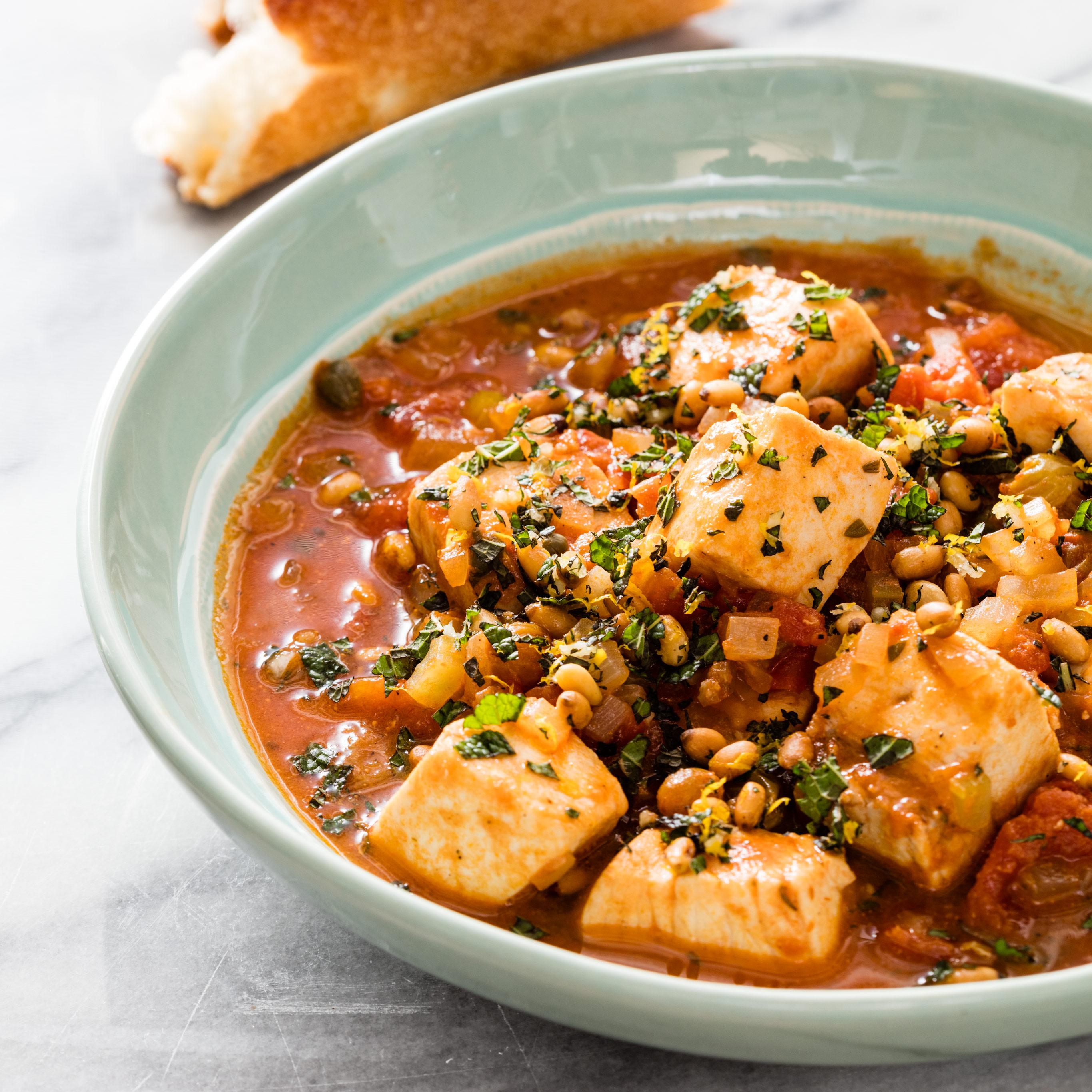 America S Test Kitchen Sicilian Fish