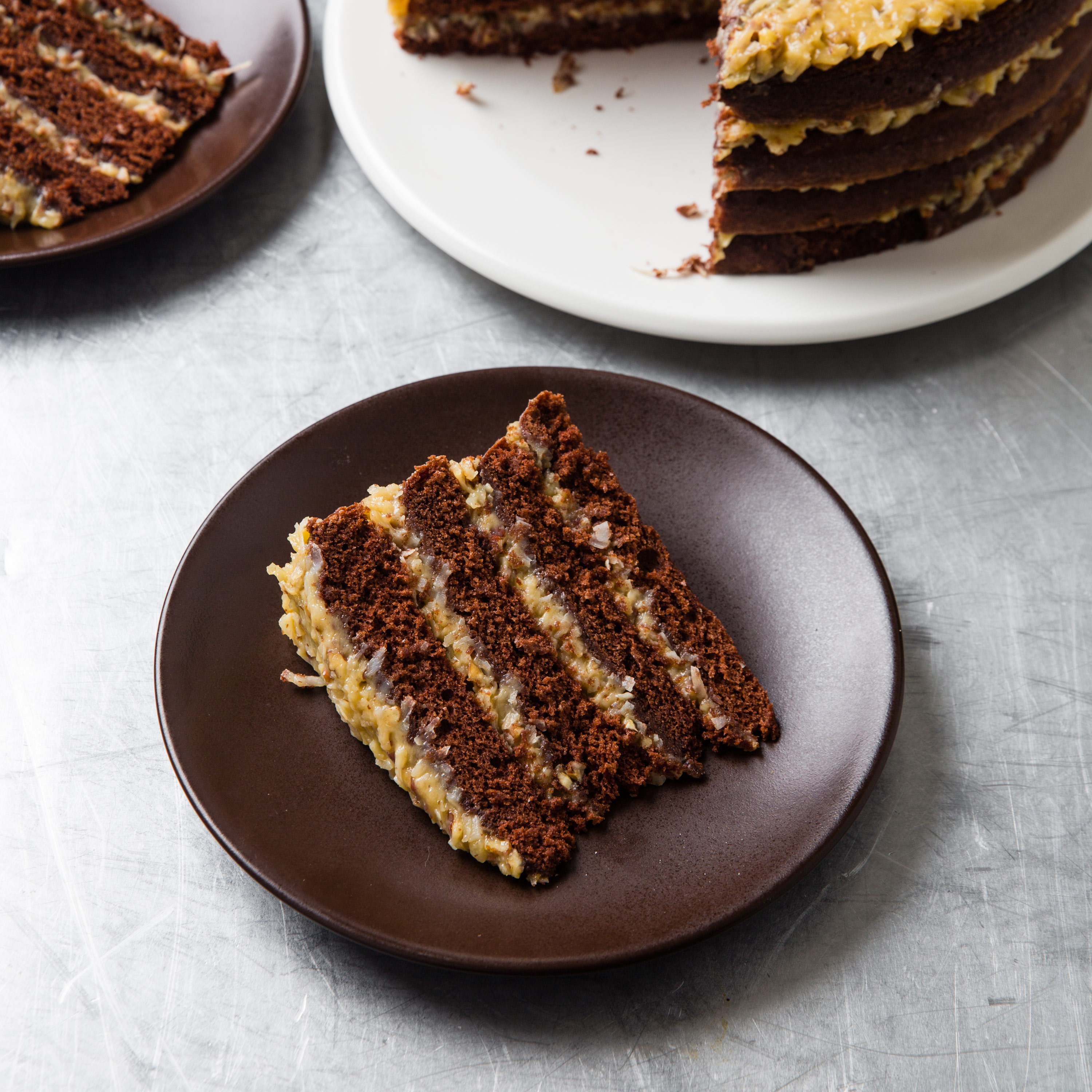 Cook S Country German Chocolate Cake