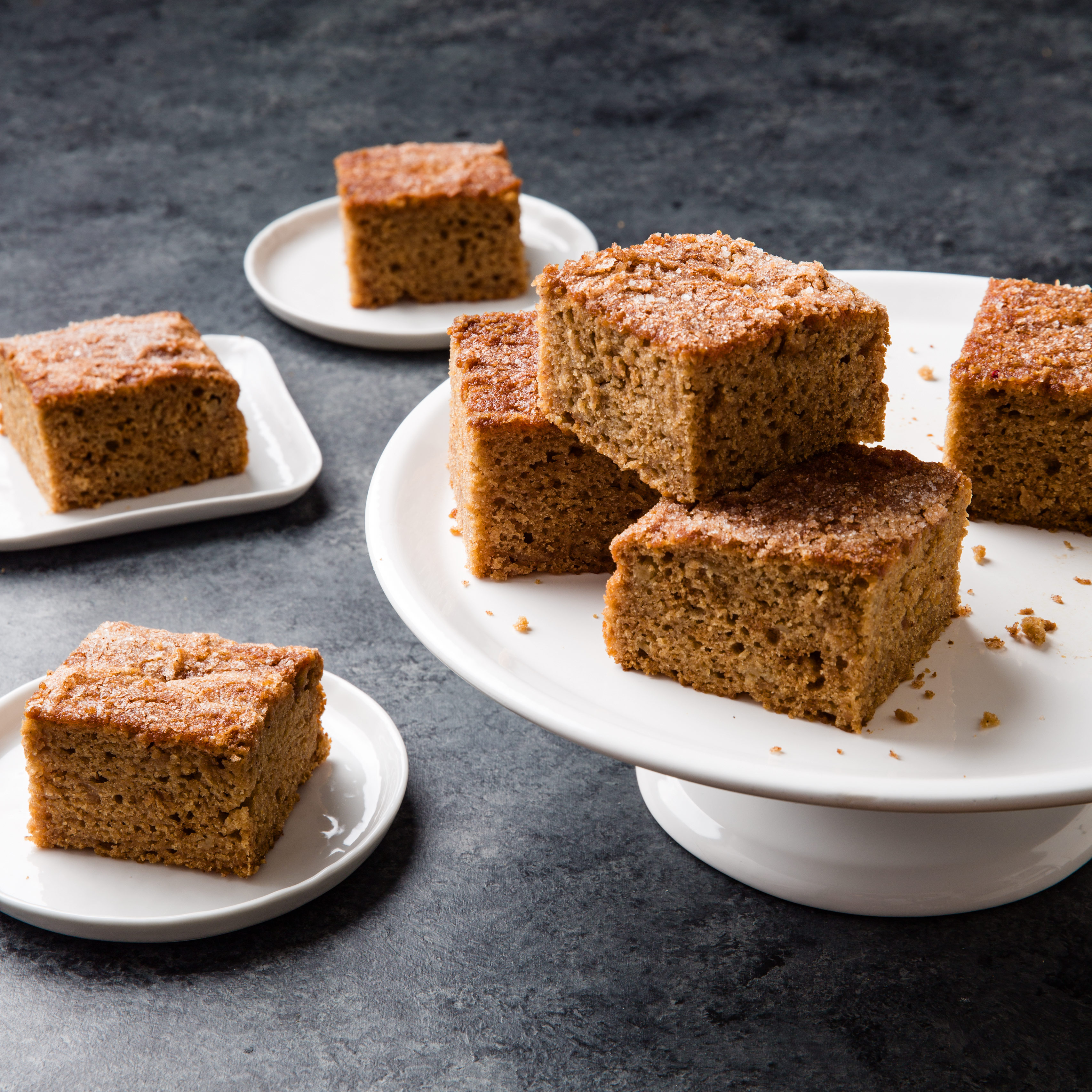 Applesauce Snack Cake America S Test Kitchen