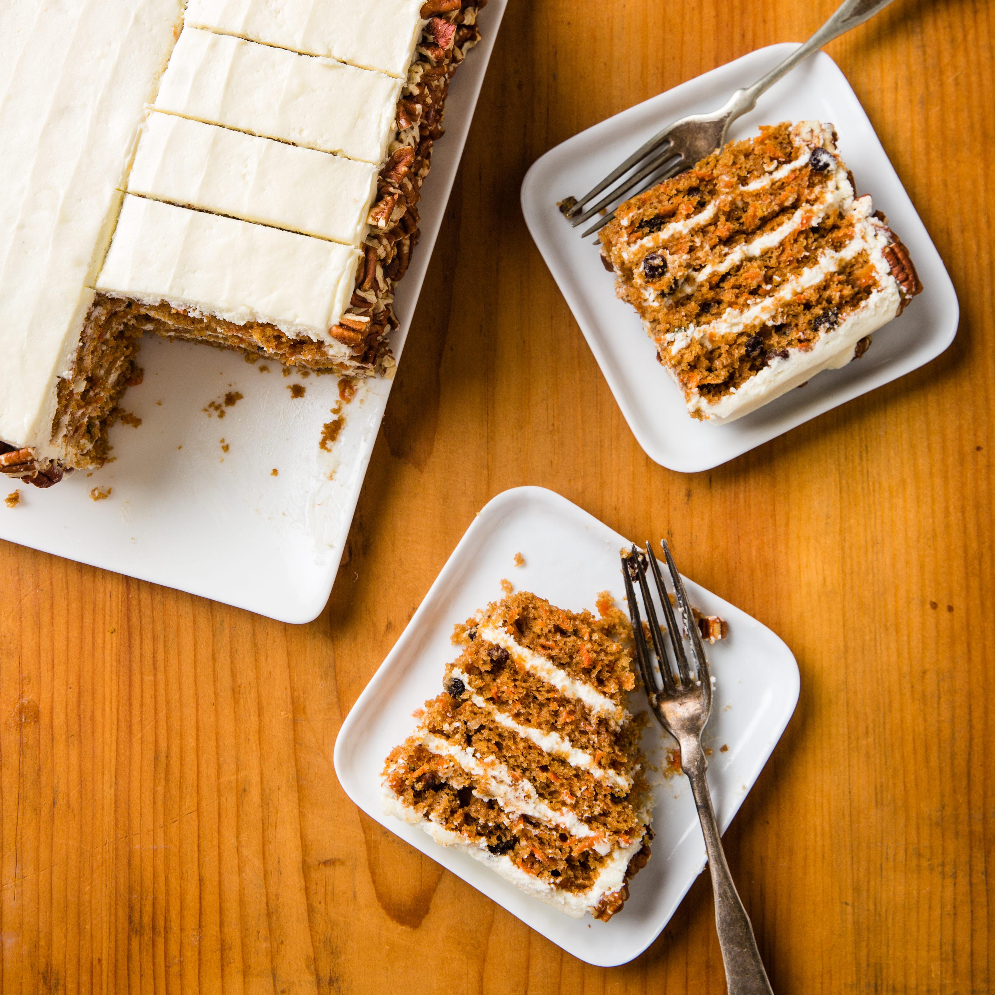 America S Test Kitchen Gluten Free Carrot Cake