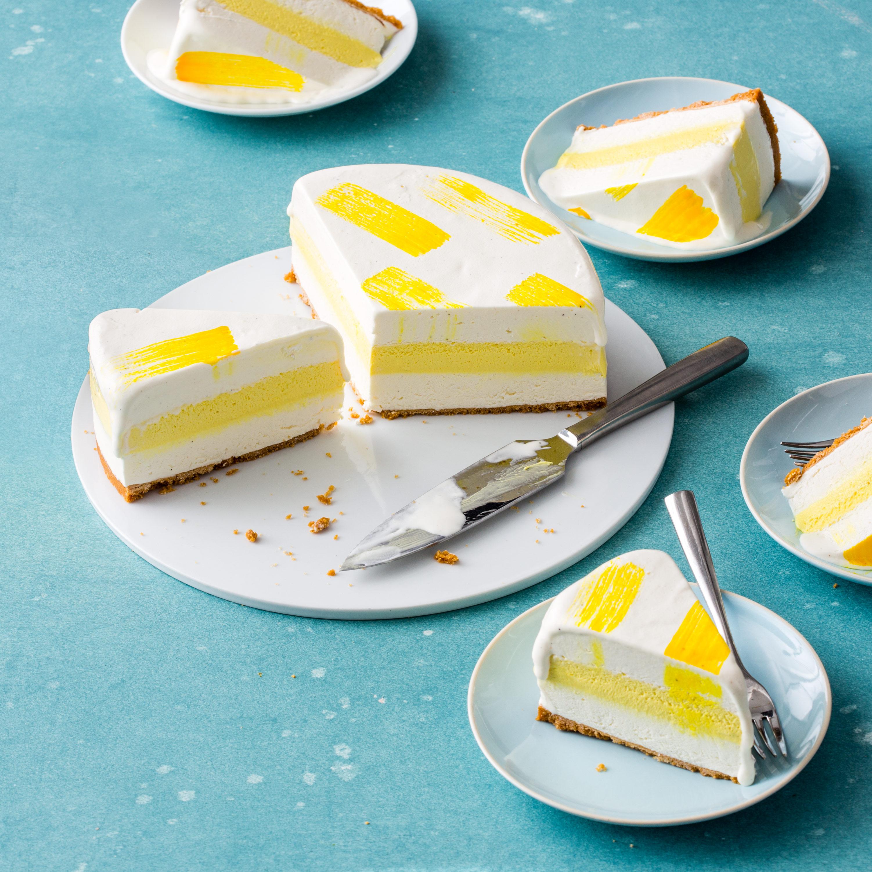 Frozen Lemonade Cake | Cook\'s Country