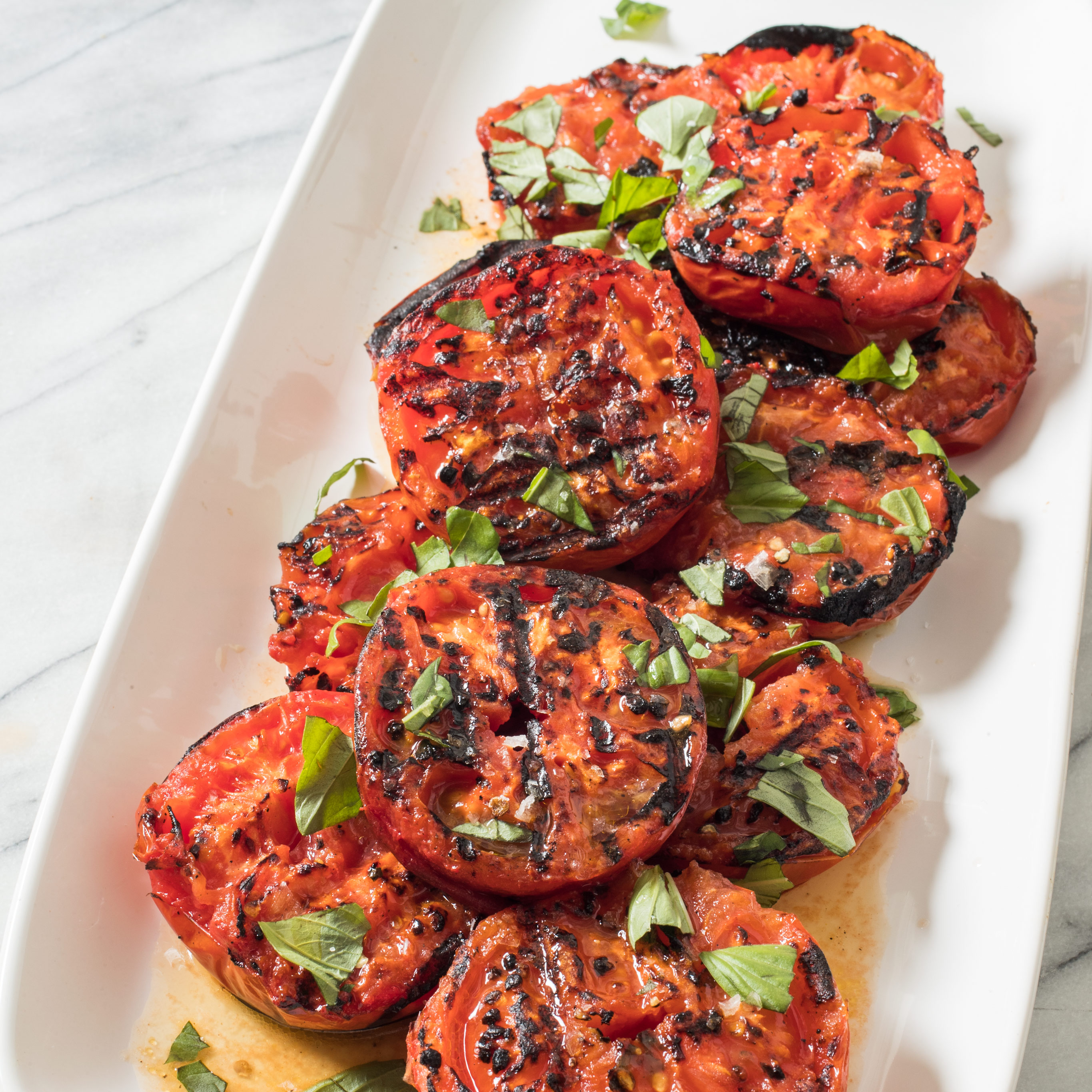 grilled tomatoes cook s illustrated