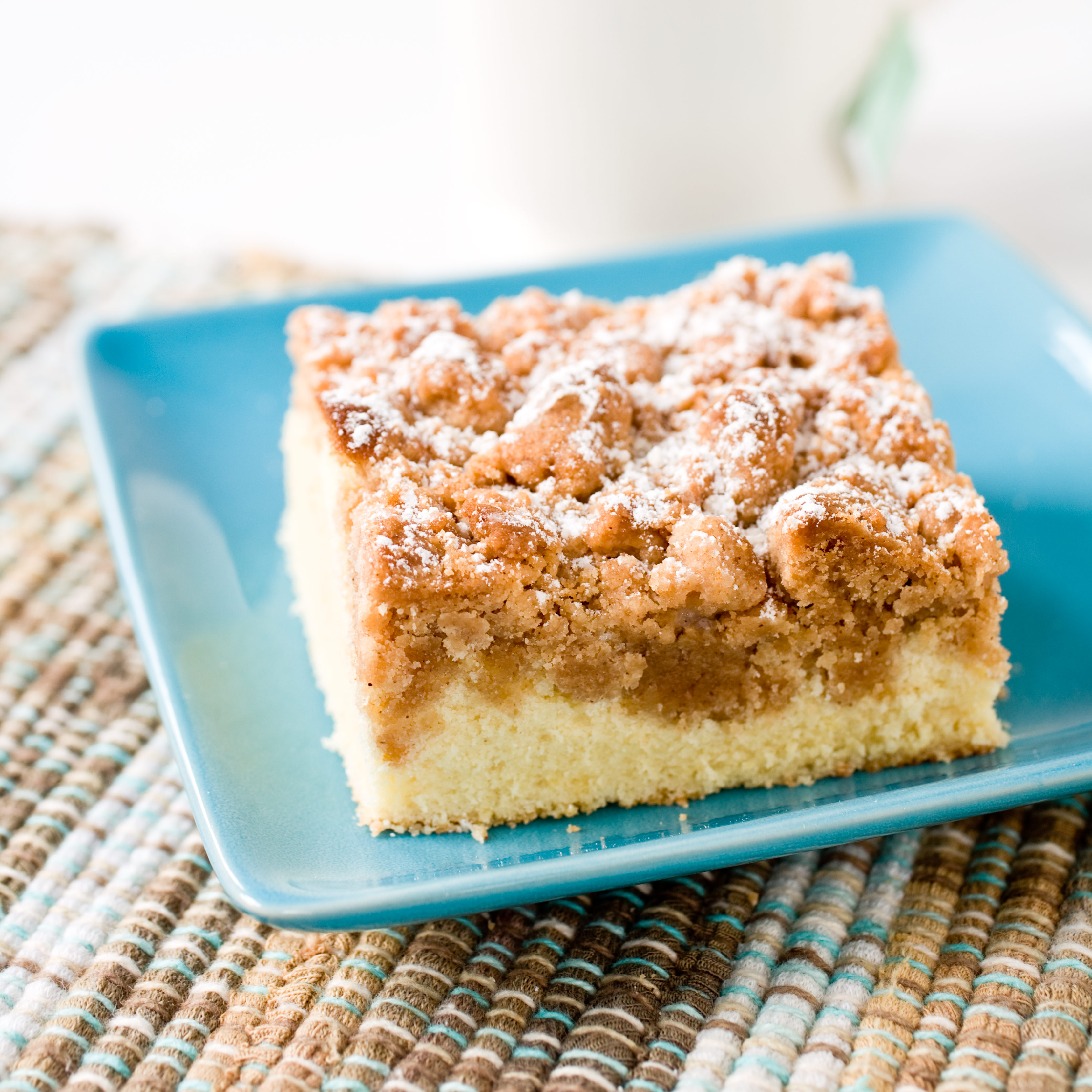 New York-Style Crumb Cake | America's Test Kitchen