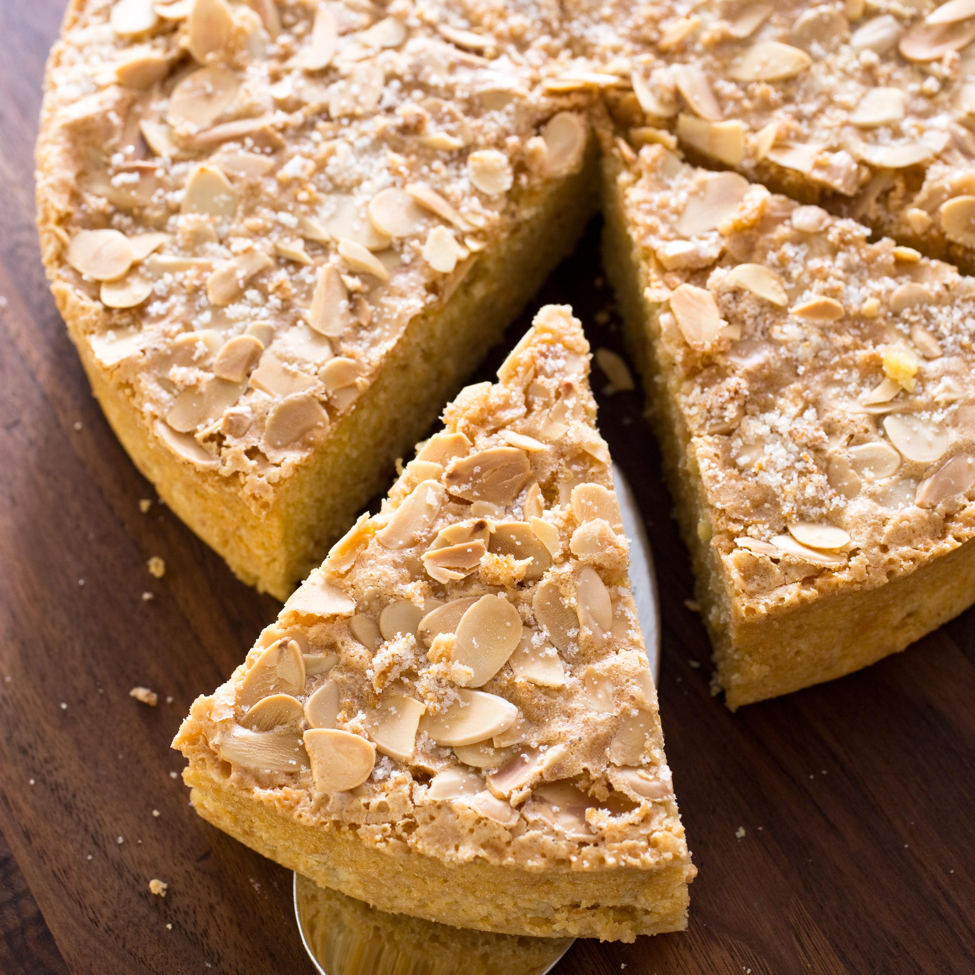 Almond Cake Recipe America Test Kitchen