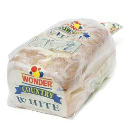 Wonder Country White Bread