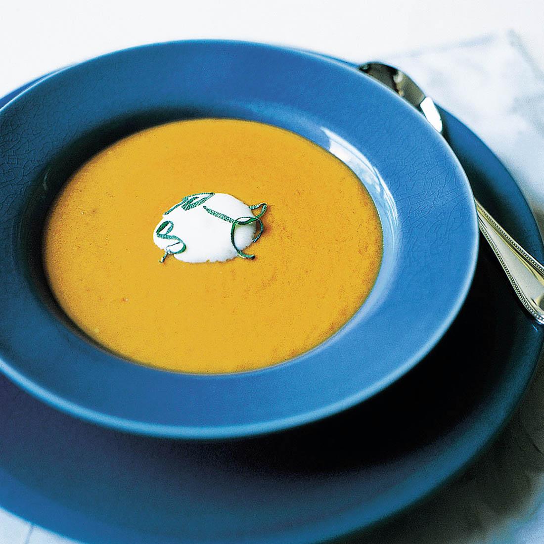 America S Test Kitchen Cream Of Tomato Soup Recipe