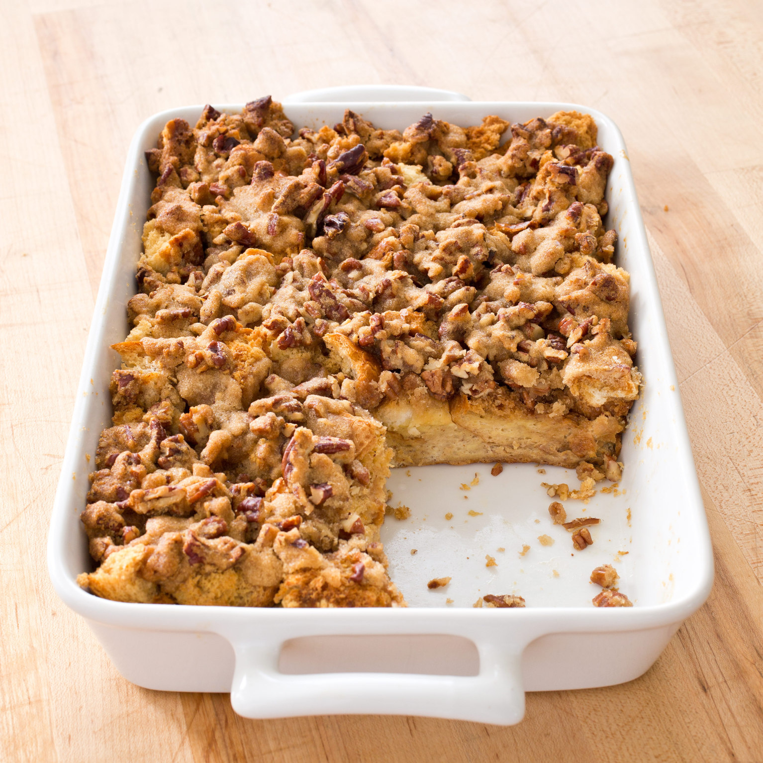 America S Test Kitchen French Toast Casserole
