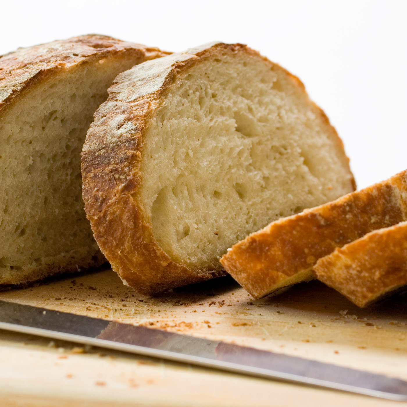 Almost No Knead Bread America S Test Kitchen
