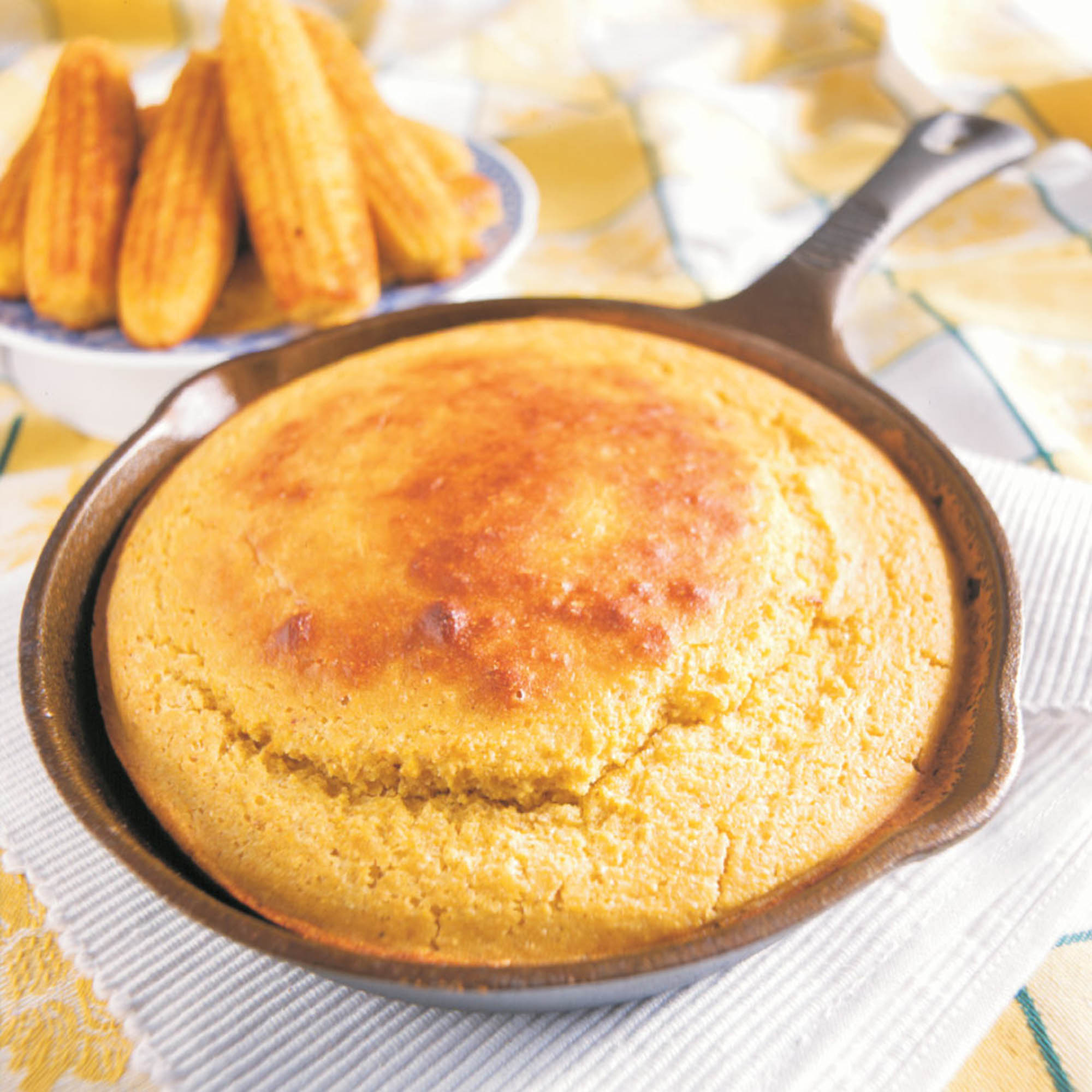 Southern-Style Cornbread Recipe - America's Test Kitchen