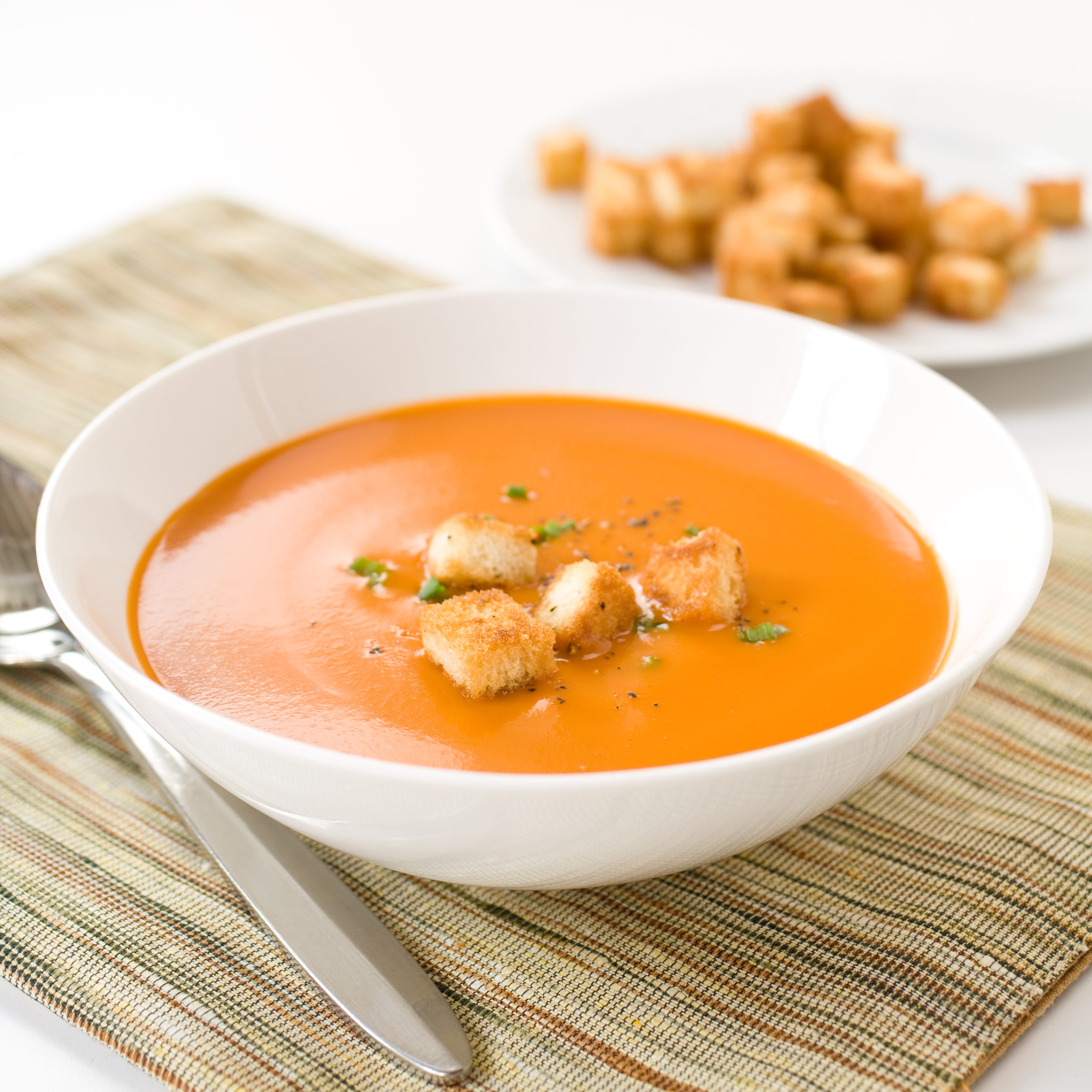 ... soup with not so vegan herb bread 15 minute creamy tomato soup vegan