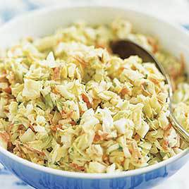 Creamy Buttermilk Coleslaw America S Test Kitchen