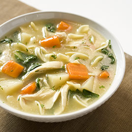 America S Test Kitchen Hearty Chicken Noodle Soup