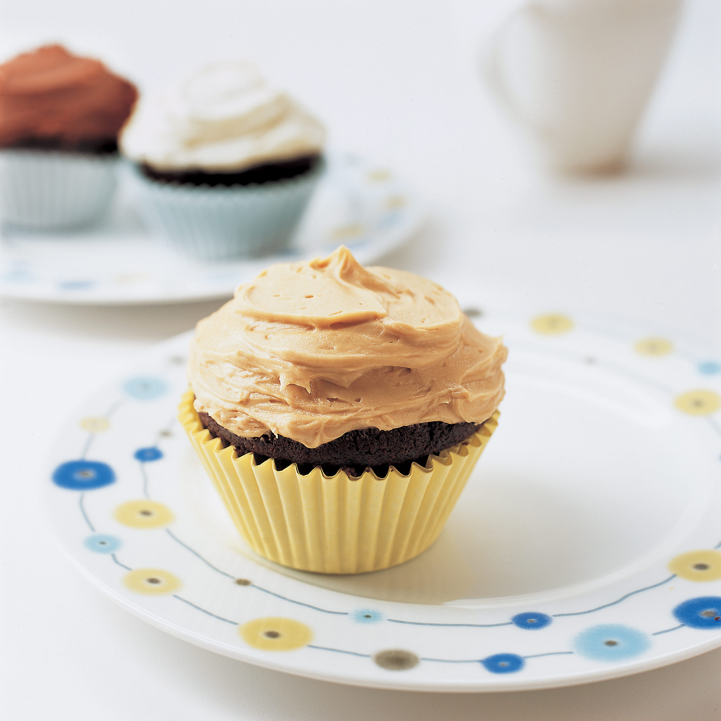 Dark Chocolate Cupcakes Recipe - America's Test Kitchen