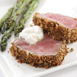 America S Test Kitchen Horseradish Crusted Beef Tenderloin Recipe