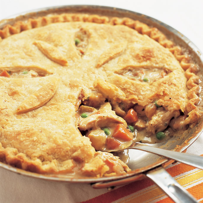 Cook S Country Chicken Pot Pie For Two
