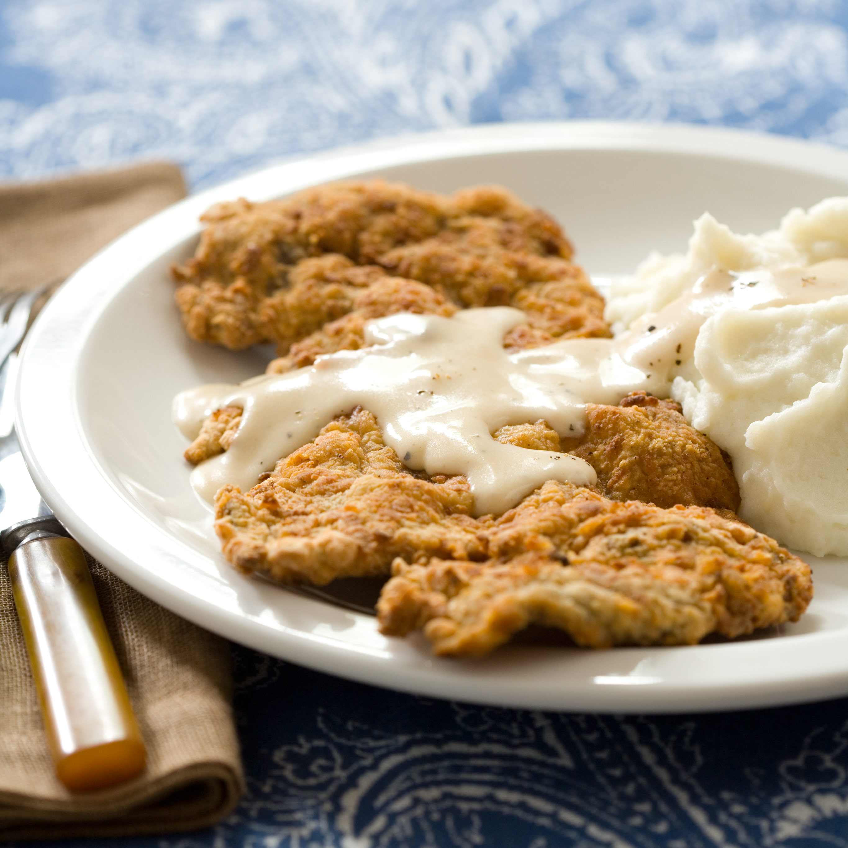 Chicken Fried Steak | America\'s Test Kitchen