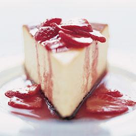 Light New York Cheesecake Recipe - America's Test Kitchen